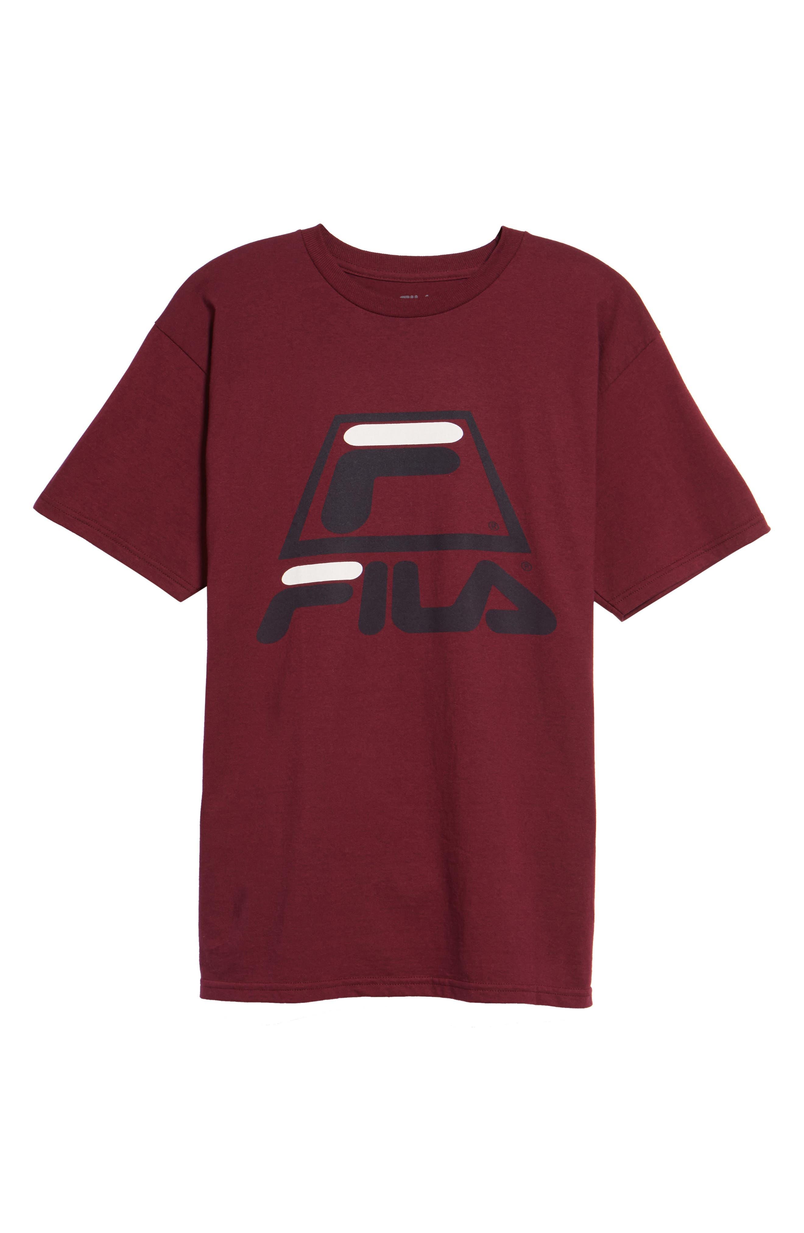 '95 T-Shirt,                             Alternate thumbnail 6, color,                             Navy/ Silver Birch/ White