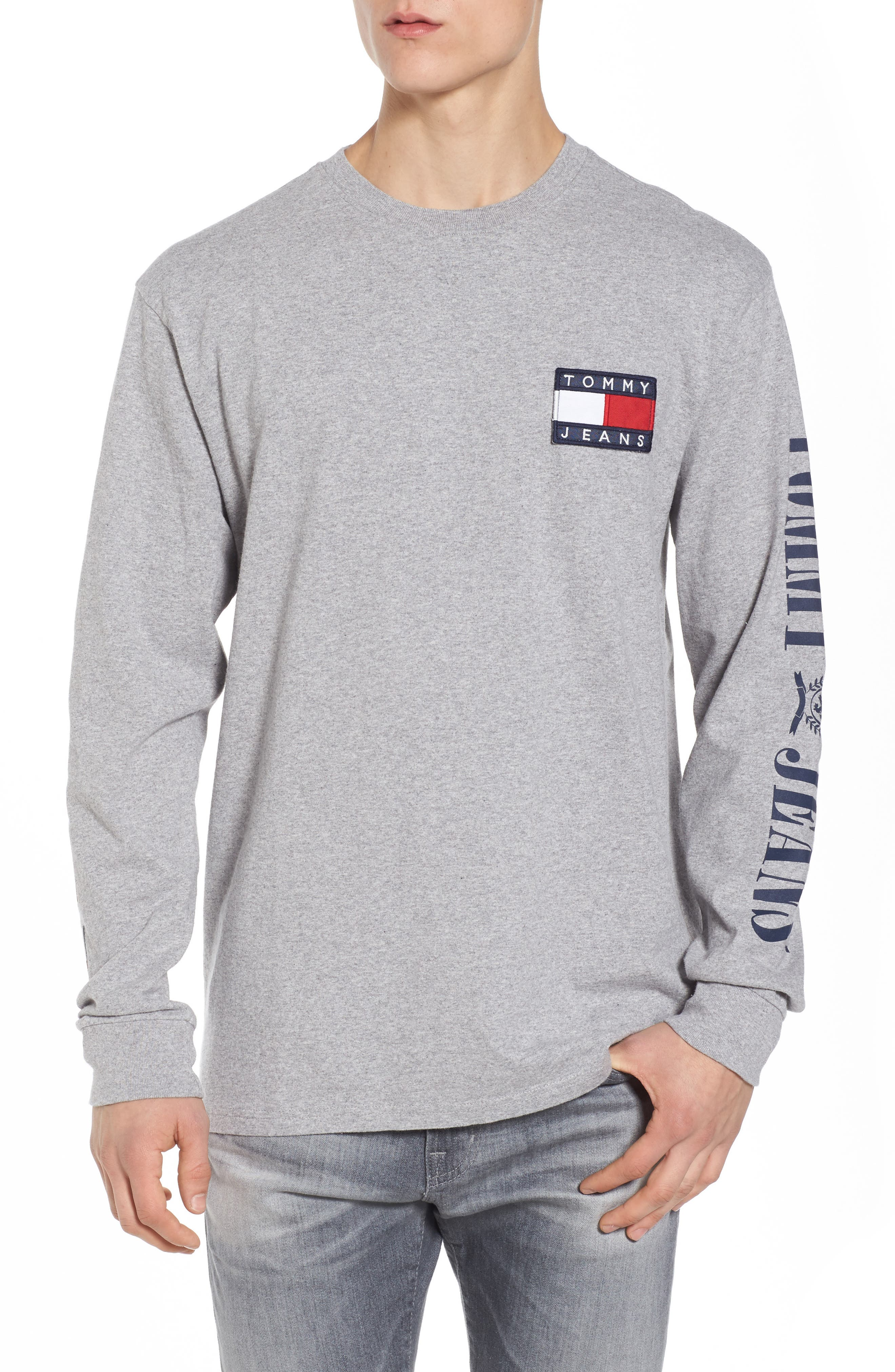 Tommy Hilfiger 90s Long Sleeve T-Shirt