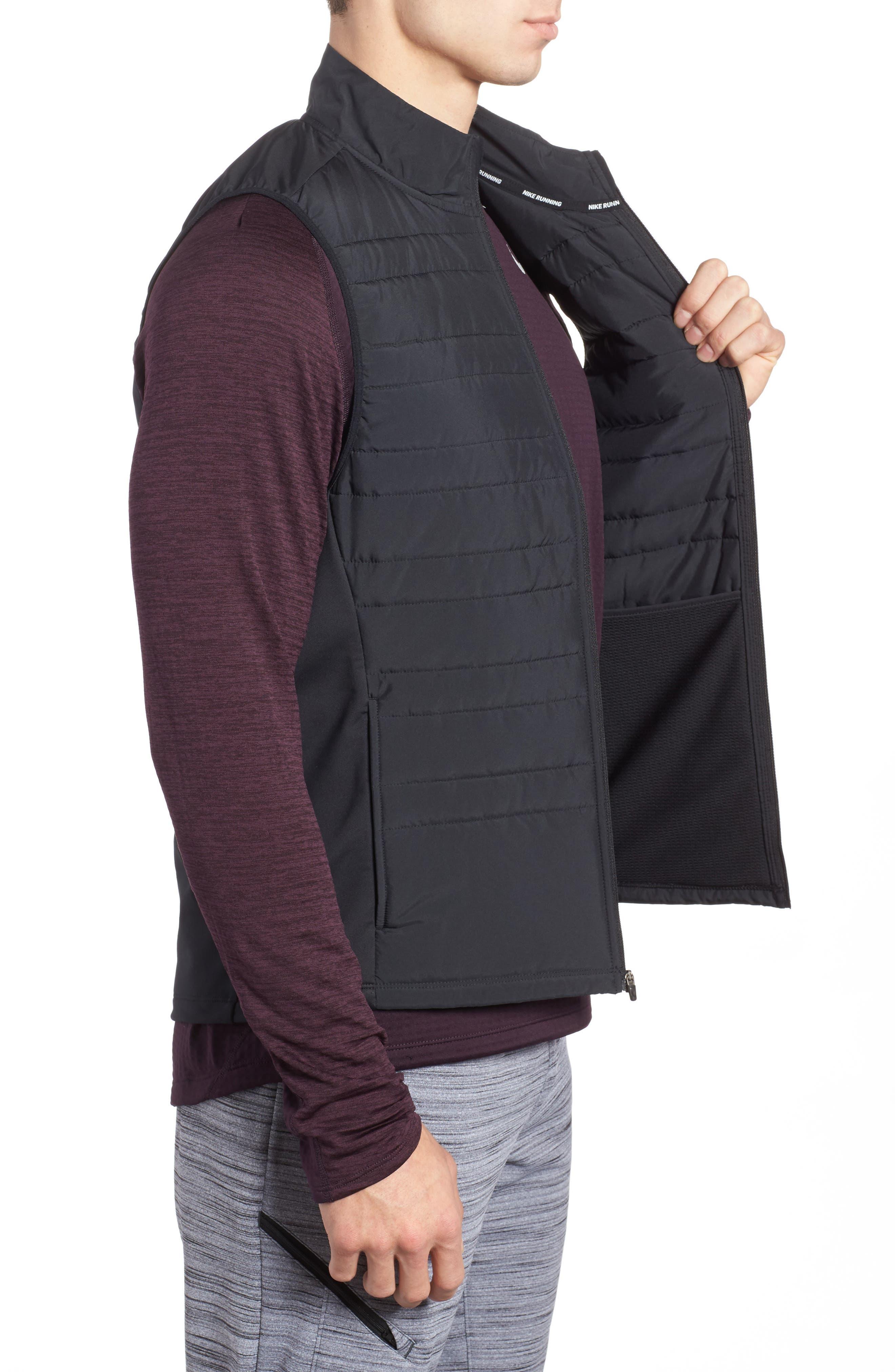 Alternate Image 3  - Nike Essential Running Vest