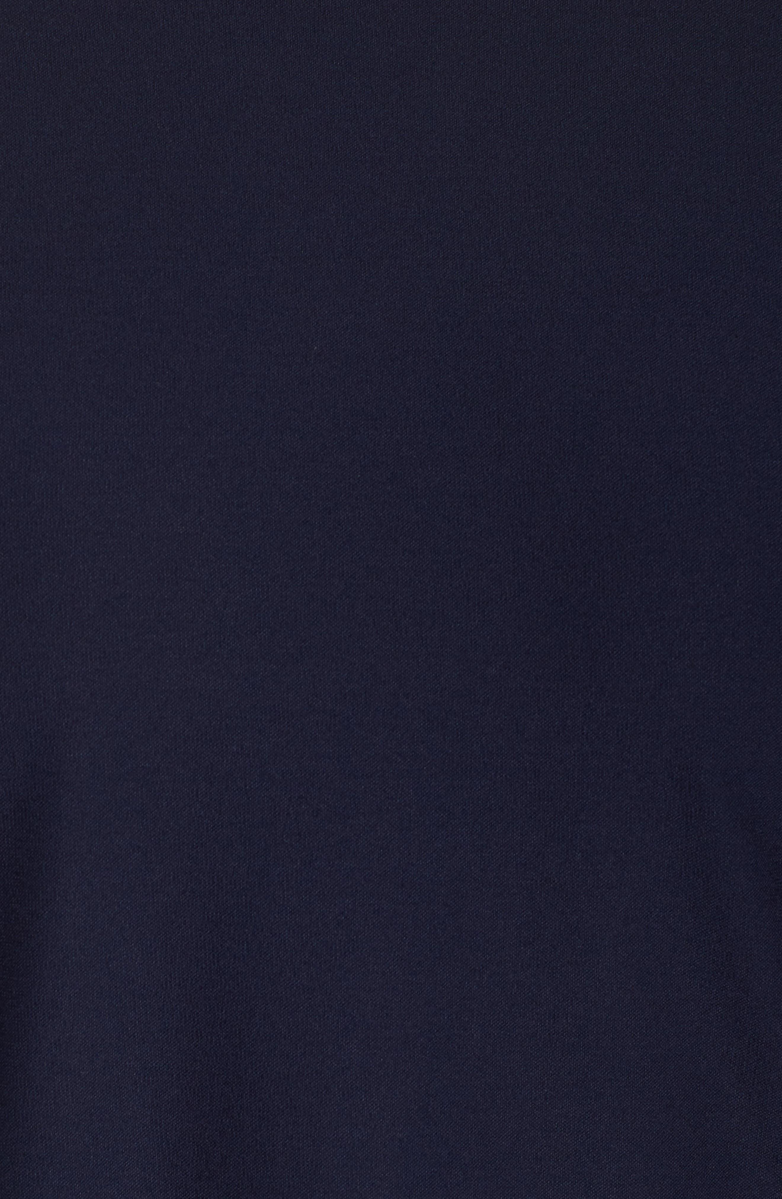 Alternate Image 5  - Eileen Fisher Side Zip Knit Shift Dress (Plus Size)