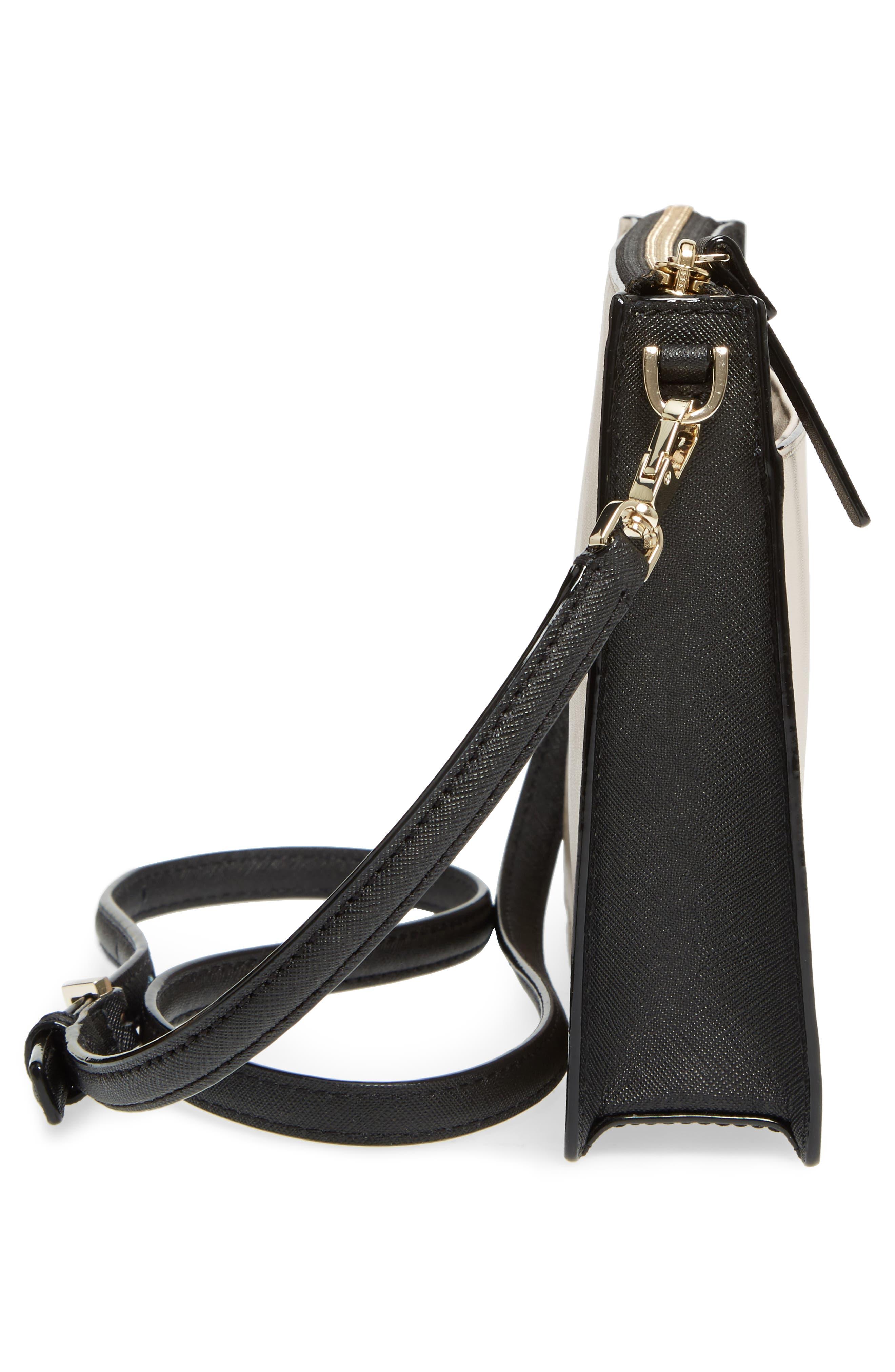 Alternate Image 5  - kate spade new york cameron street clarise leather shoulder bag