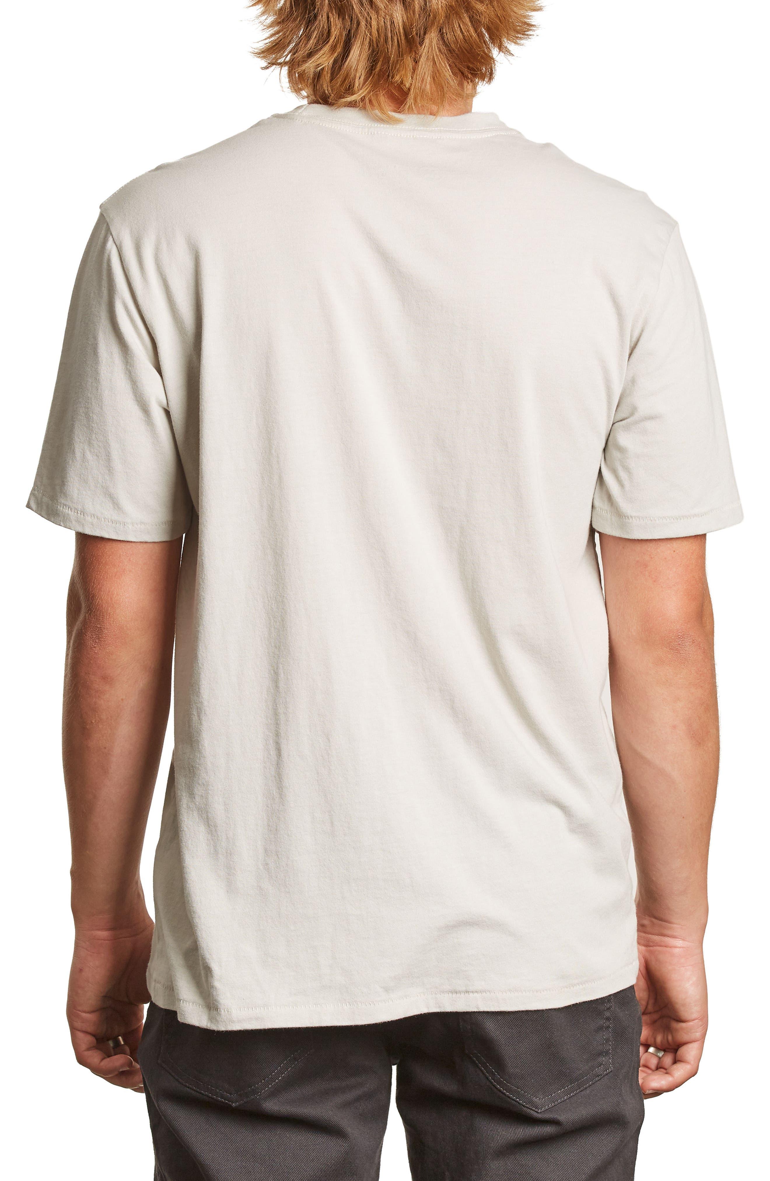 Garth Premium T-Shirt,                             Alternate thumbnail 2, color,                             Stone