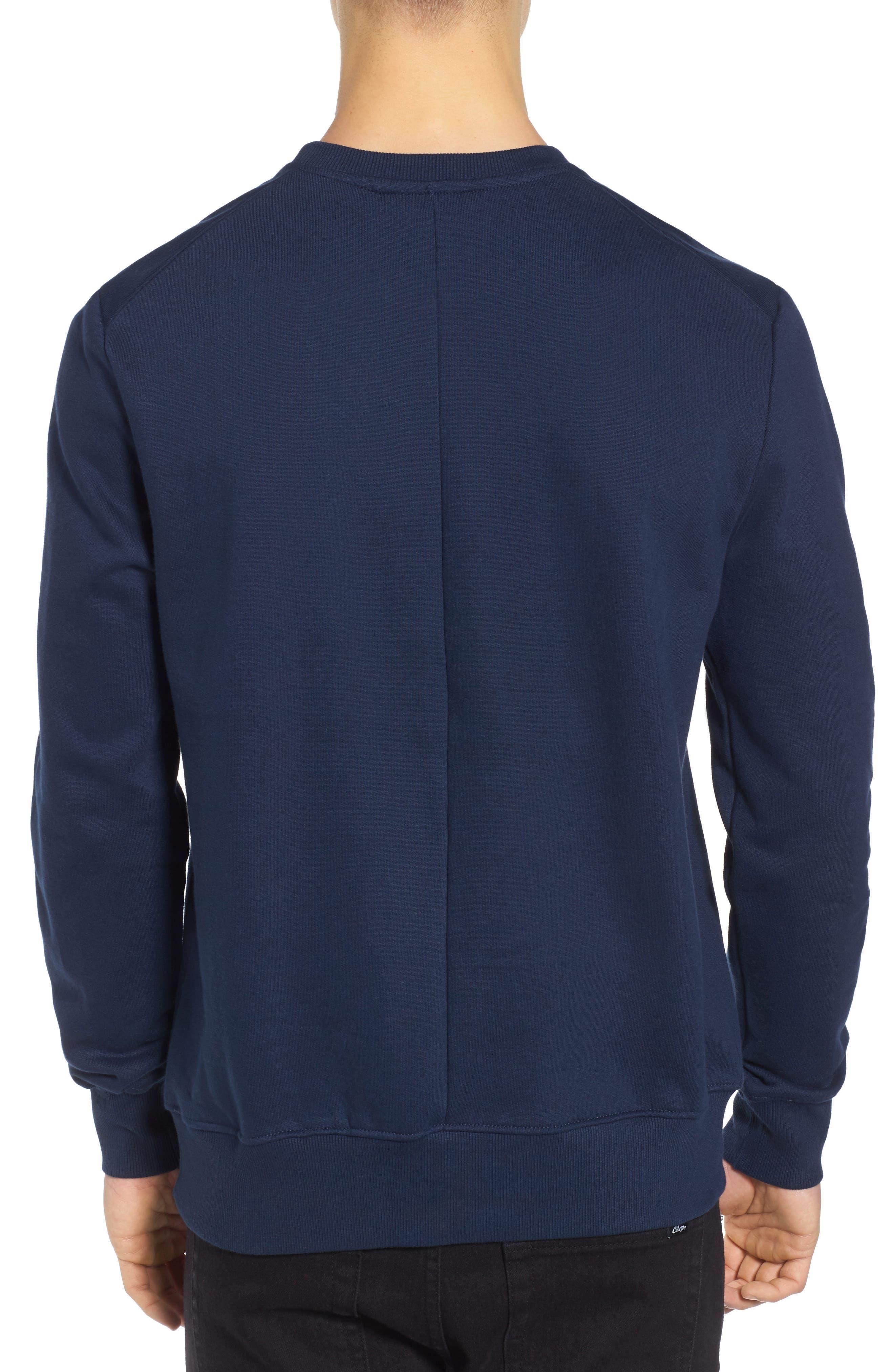 Alternate Image 2  - ELEVENPARIS Nokat Appliqué Sweatshirt
