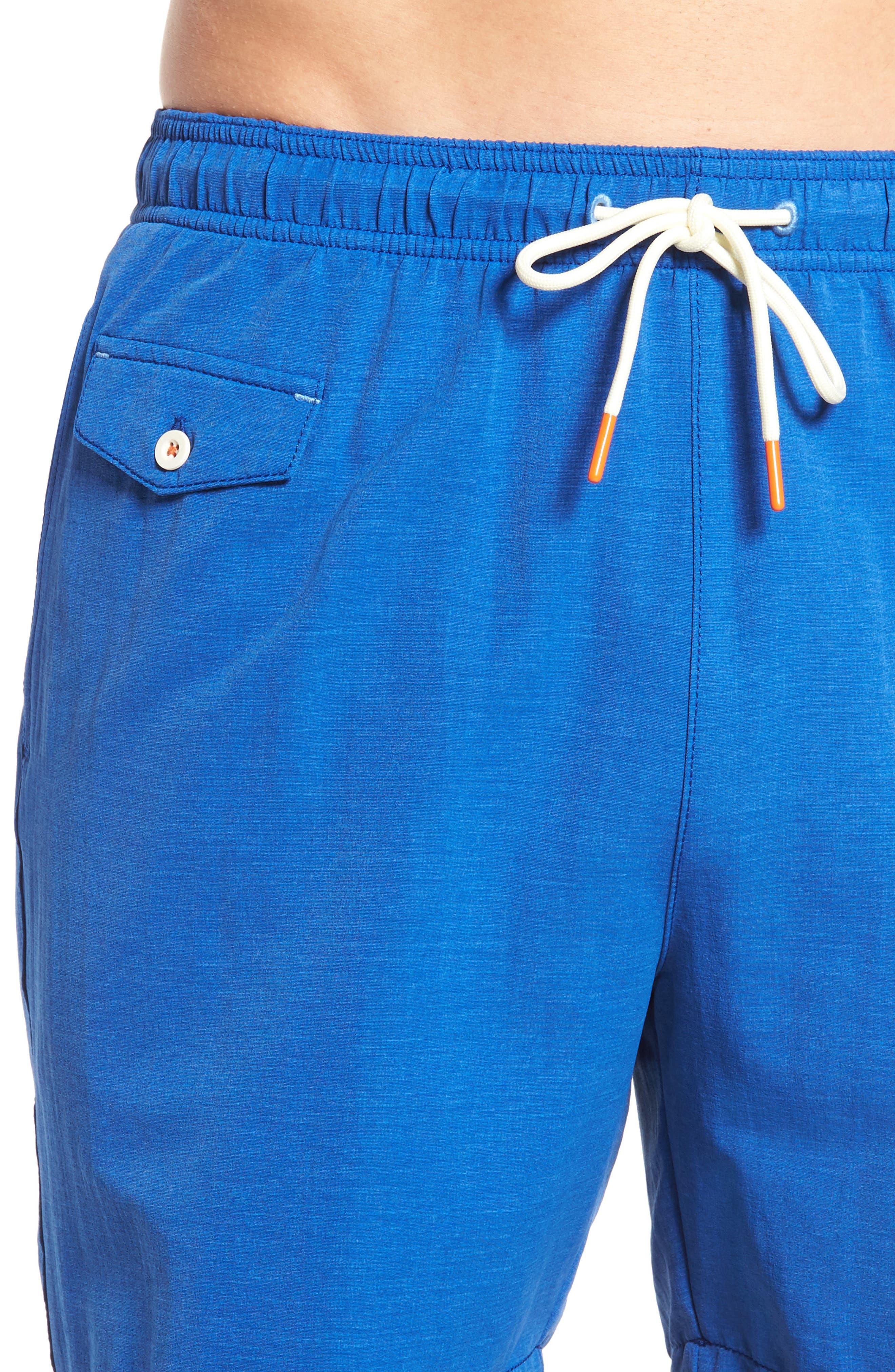 Alternate Image 4  - Tommy Bahama Naples Point Swim Trunks