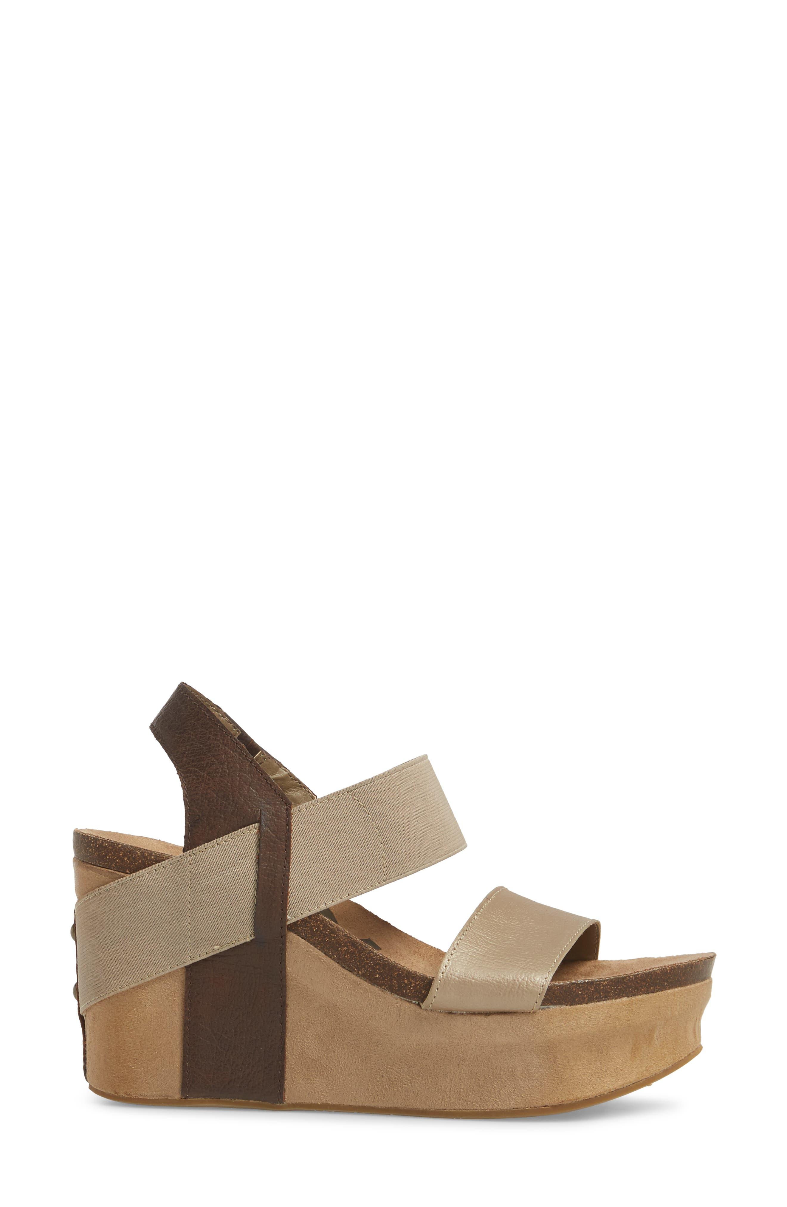 Alternate Image 3  - OTBT 'Bushnell' Wedge Sandal