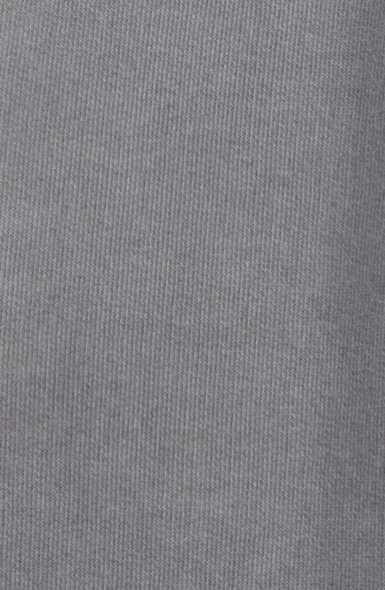 French Terry Pants,                             Alternate thumbnail 2, color,                             Dyed Grey