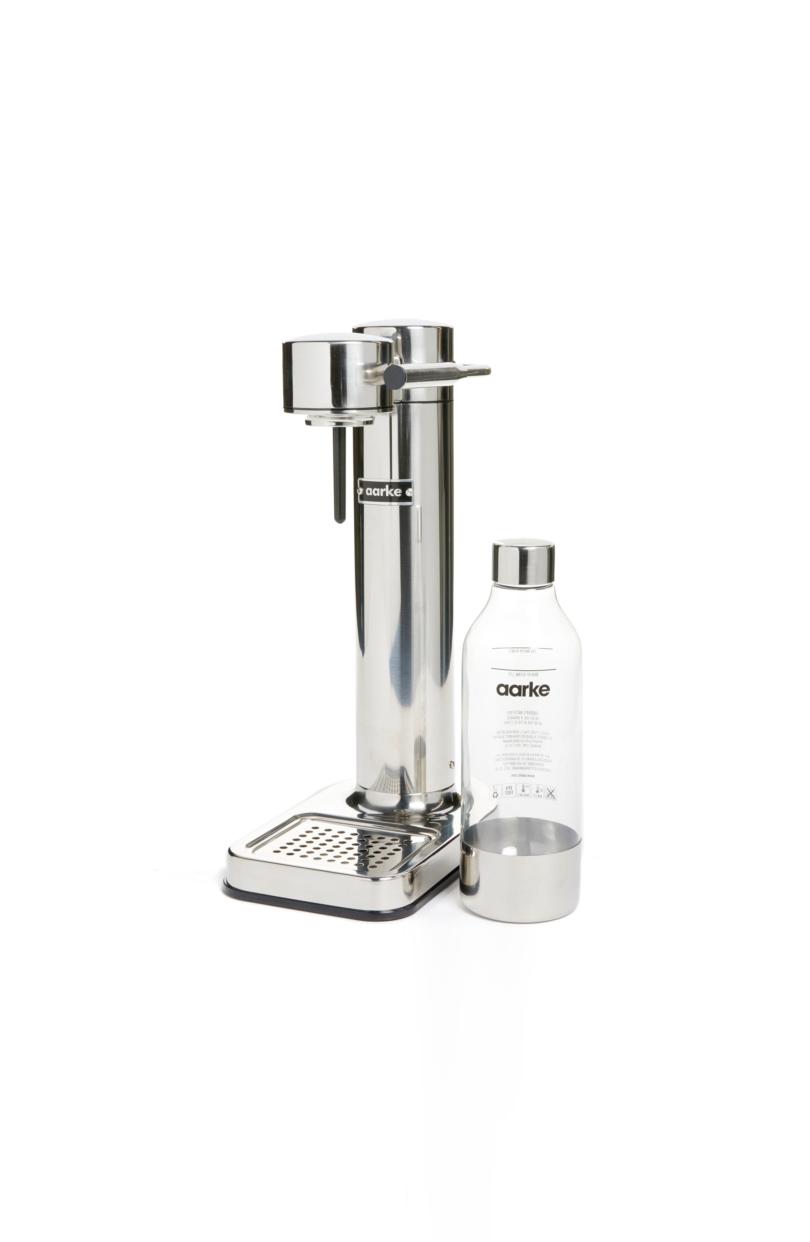 Main Image - Aarke Stainless Steel Sparkling Water Maker