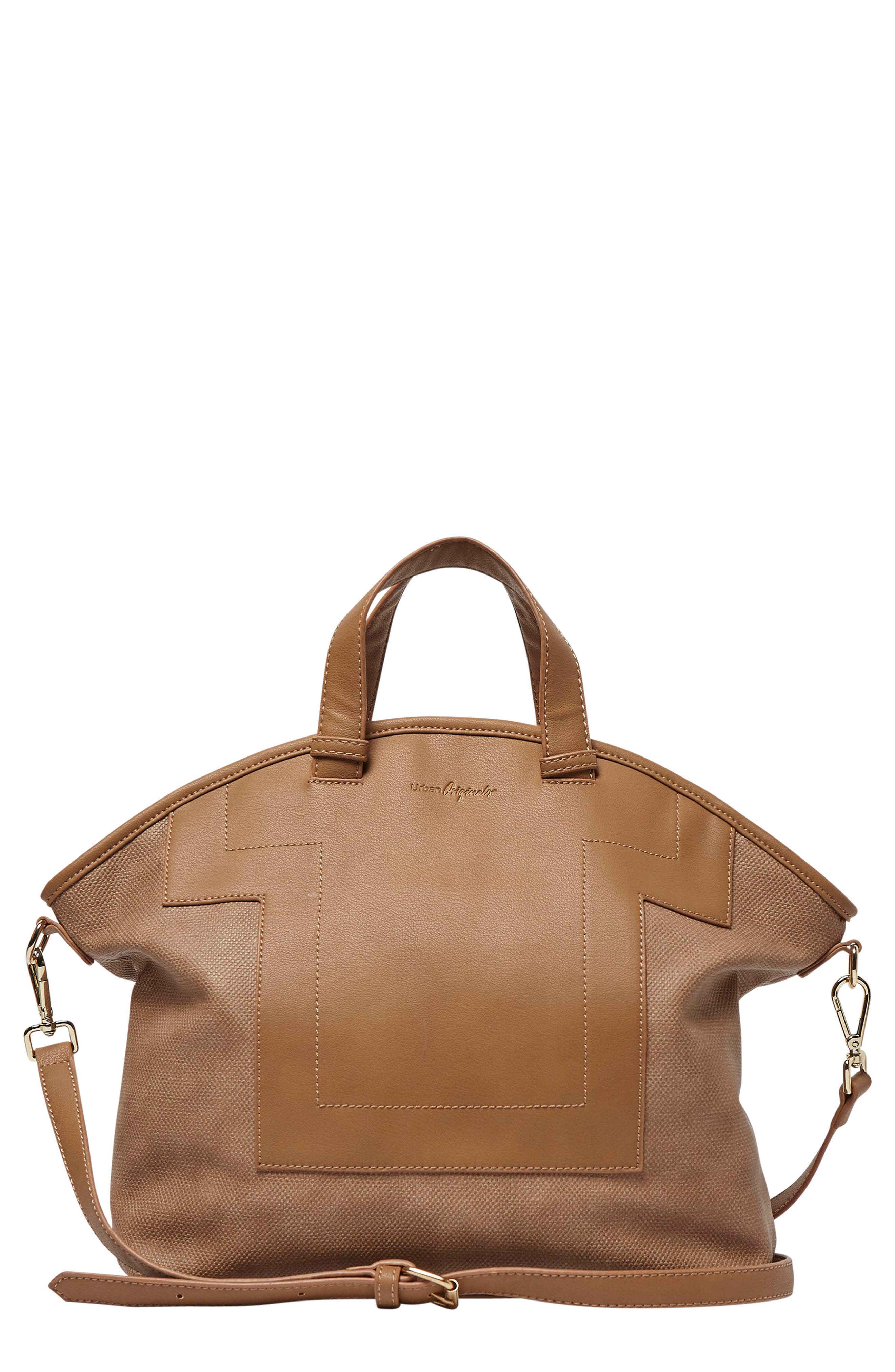 Urban Originals Break Away Vegan Leather Tote
