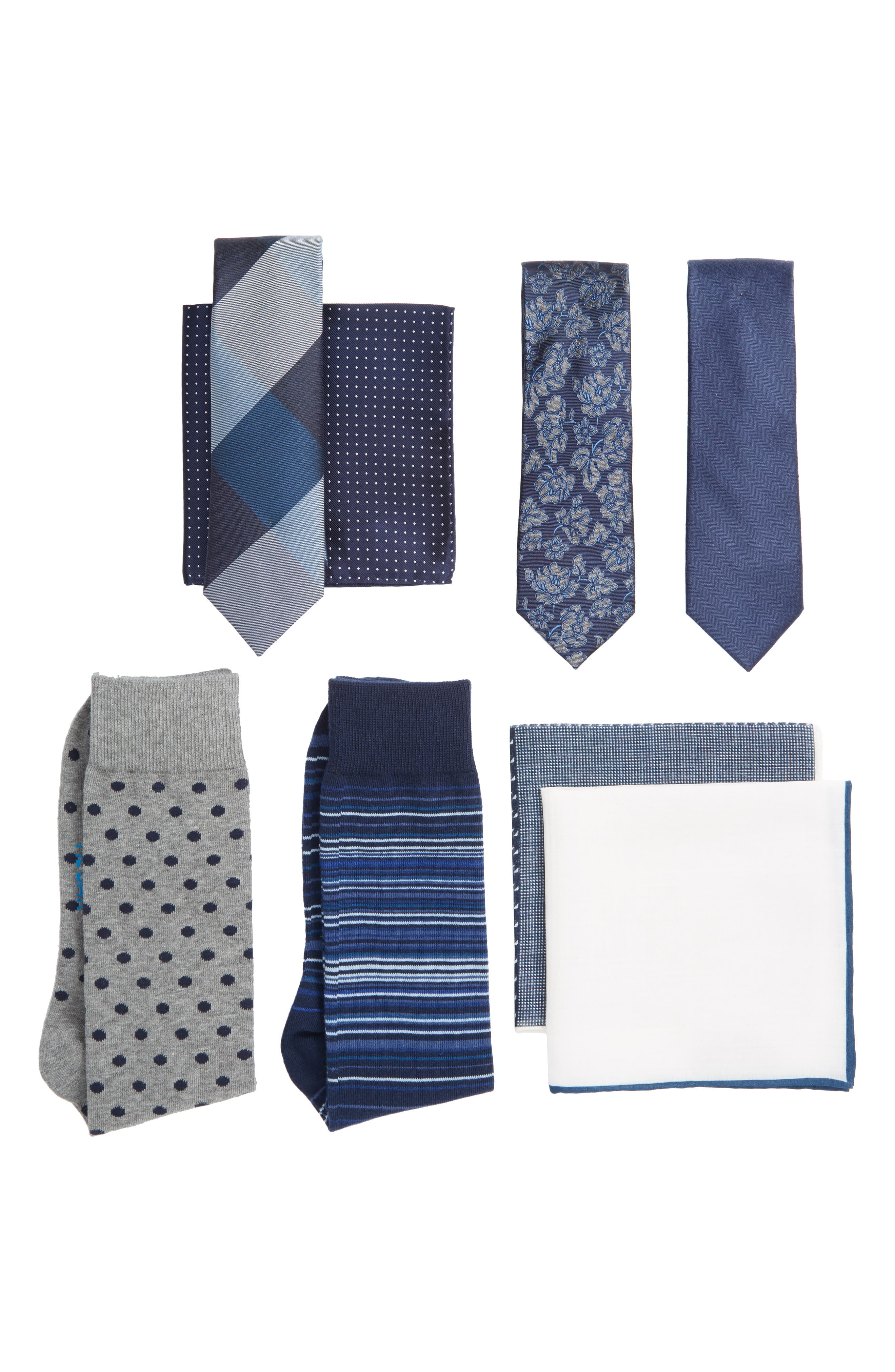 Alternate Image 1 Selected - The Tie Bar Large Style Box