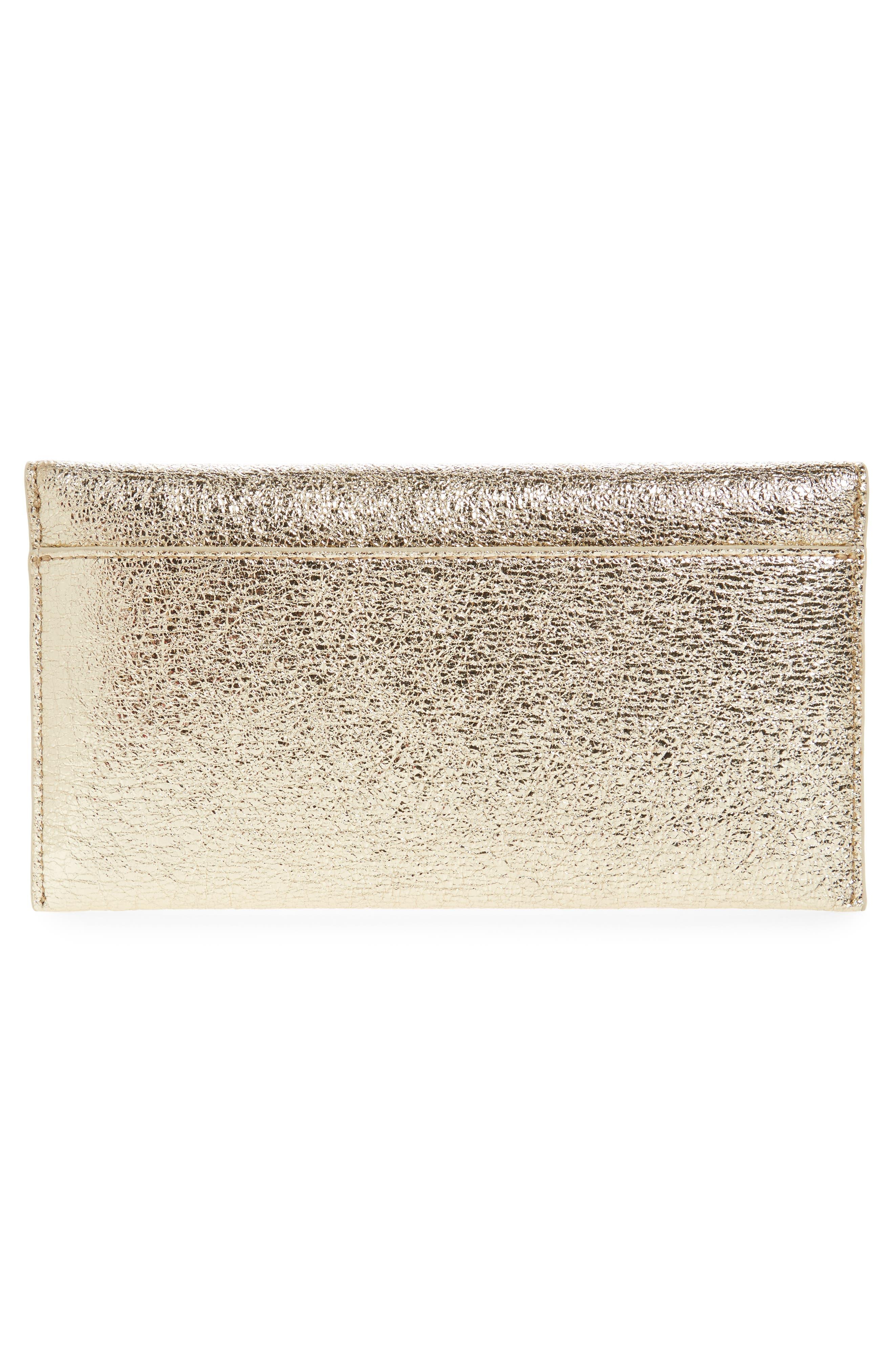 Alternate Image 4  - Loeffler Randall Everything Leather Wallet