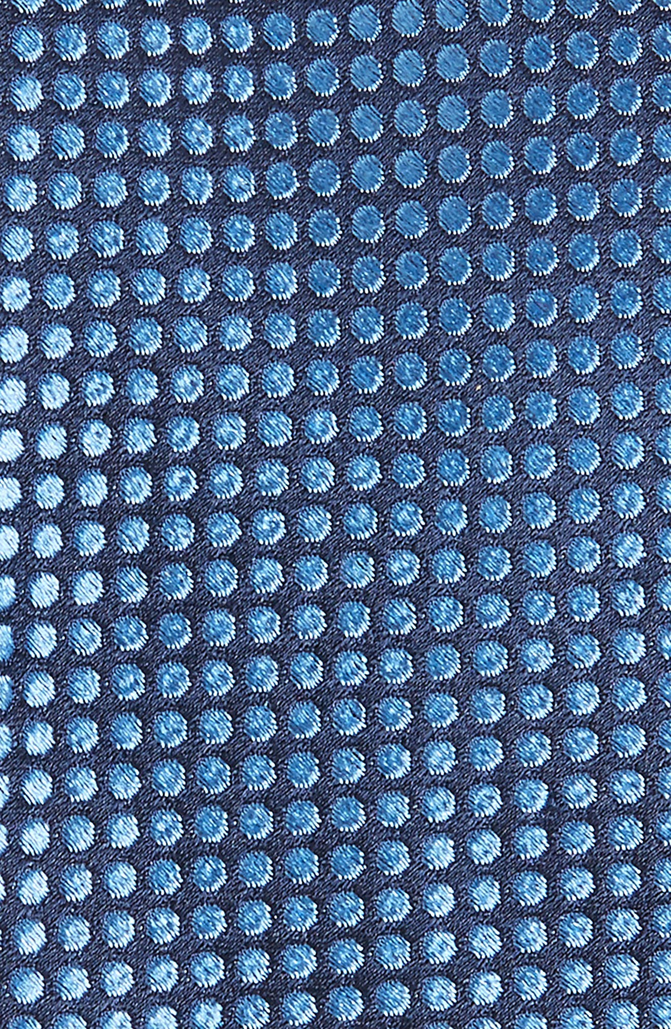 Alternate Image 2  - Nordstrom Men's Shop Charlie Dots Silk Tie