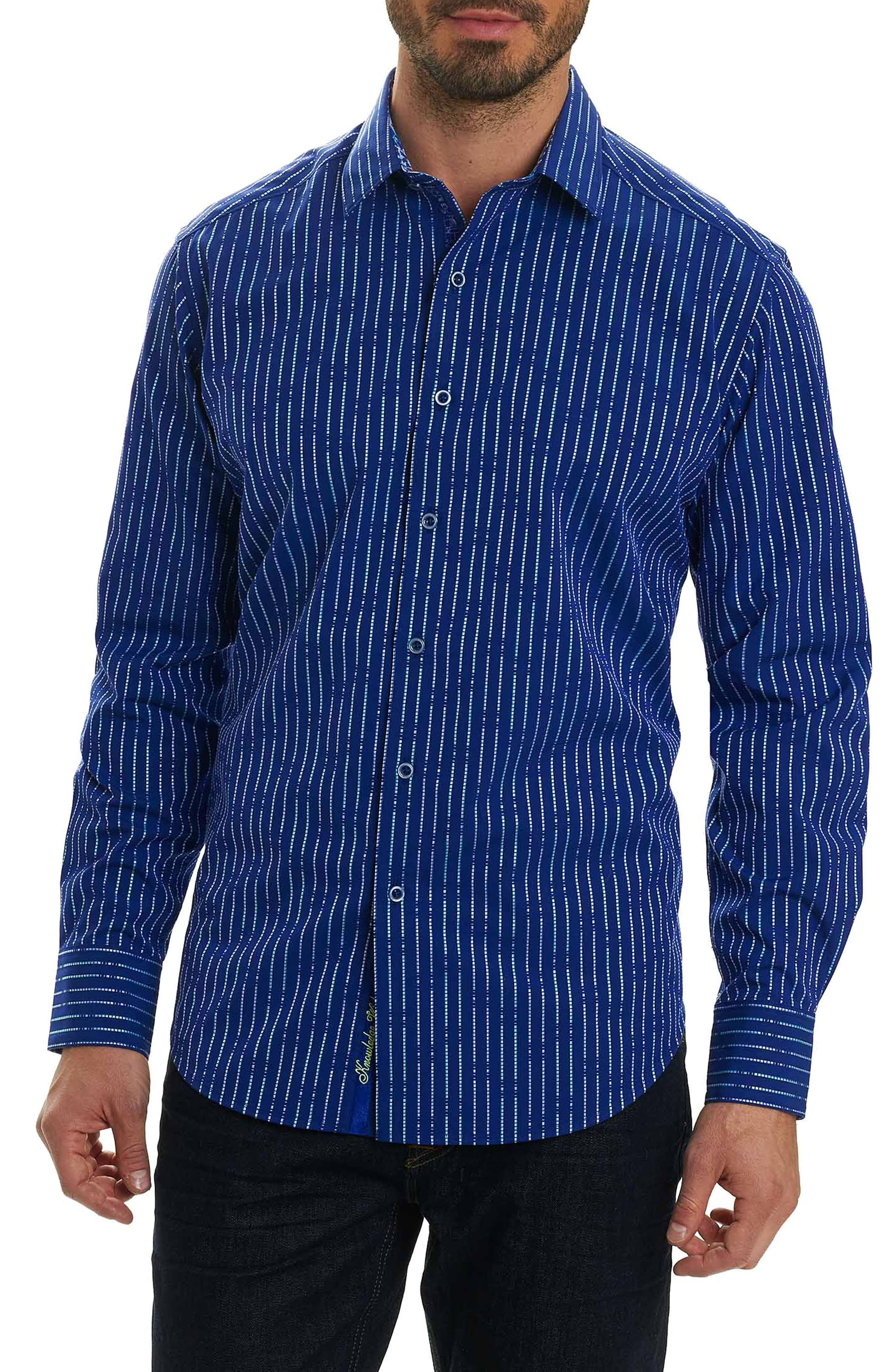 Alternate Image 1 Selected - Robert Graham Bora Classic Fit Sport Shirt