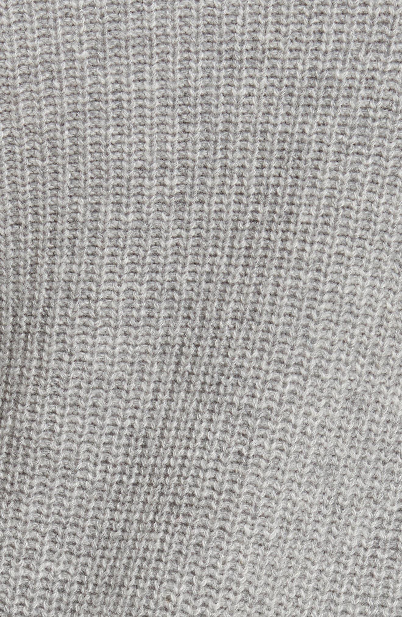 Alternate Image 5  - Brochu Walker Bree Wrap Waist Sweater