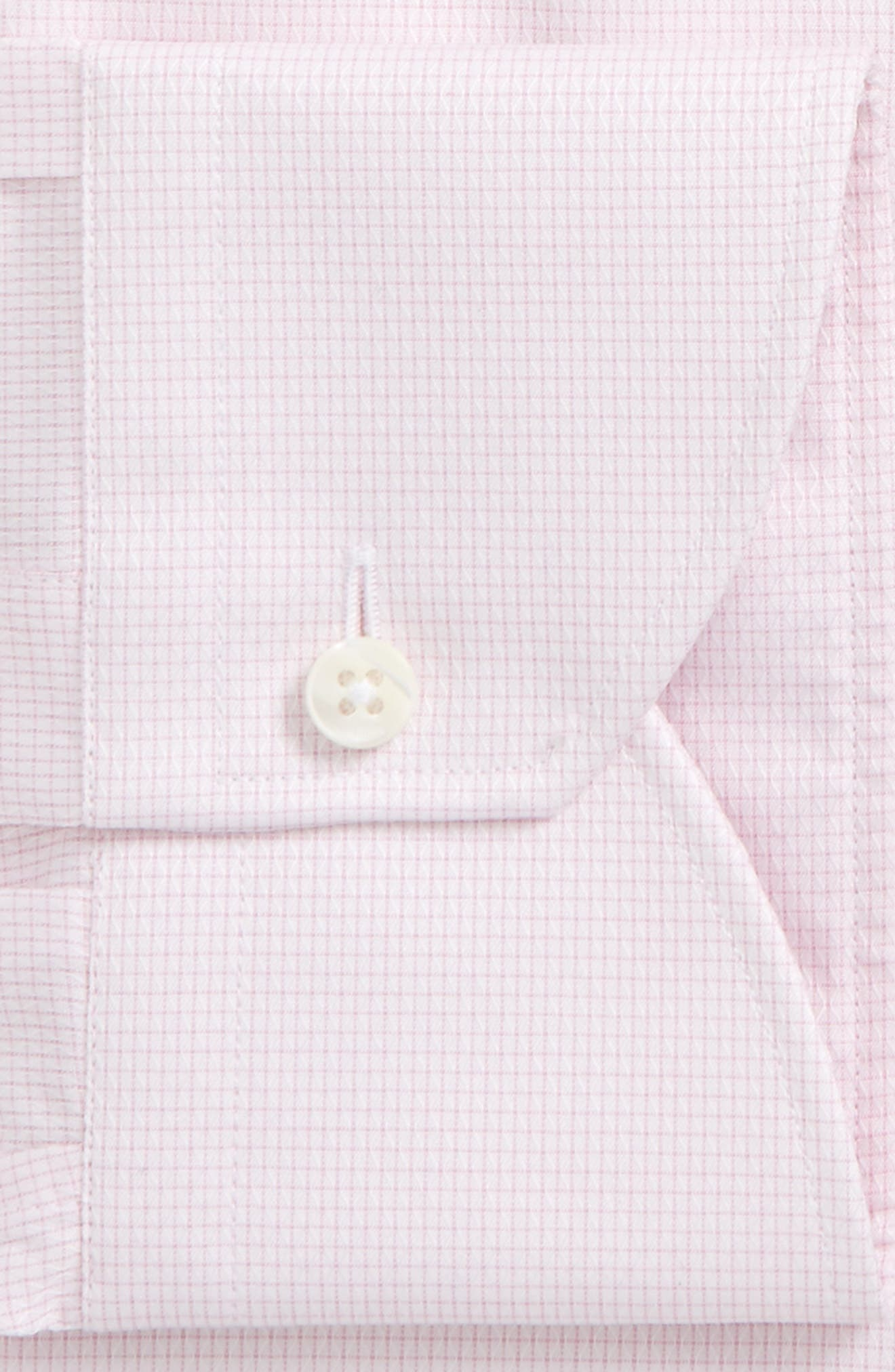 Regular Fit Dress Shirt,                             Alternate thumbnail 2, color,                             Light Purple