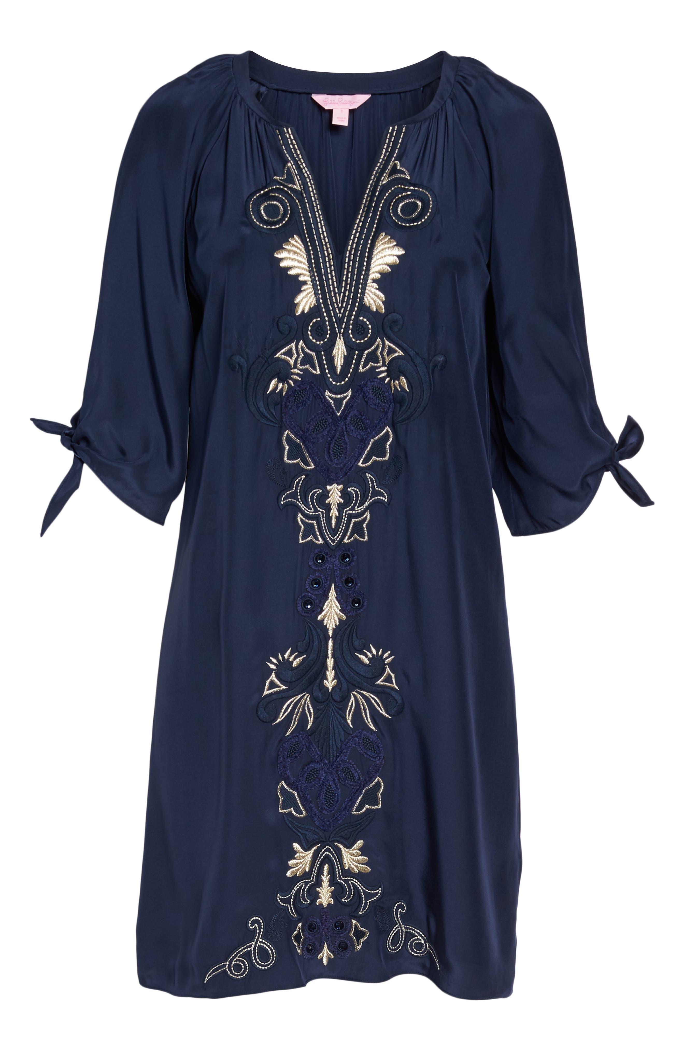 Alternate Image 6  - Lilly Pulitzer® Bryce Silk Shift Dress