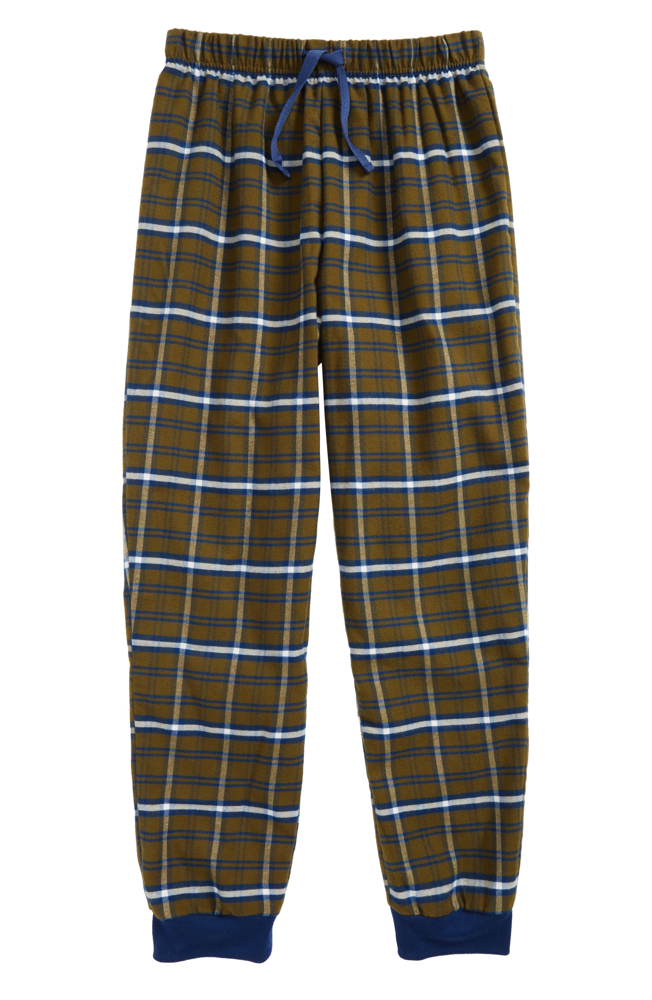 Alternate Image 1 Selected - Tucker + Tate Flannel Jogger Pants (Little Boys & Big Boys)
