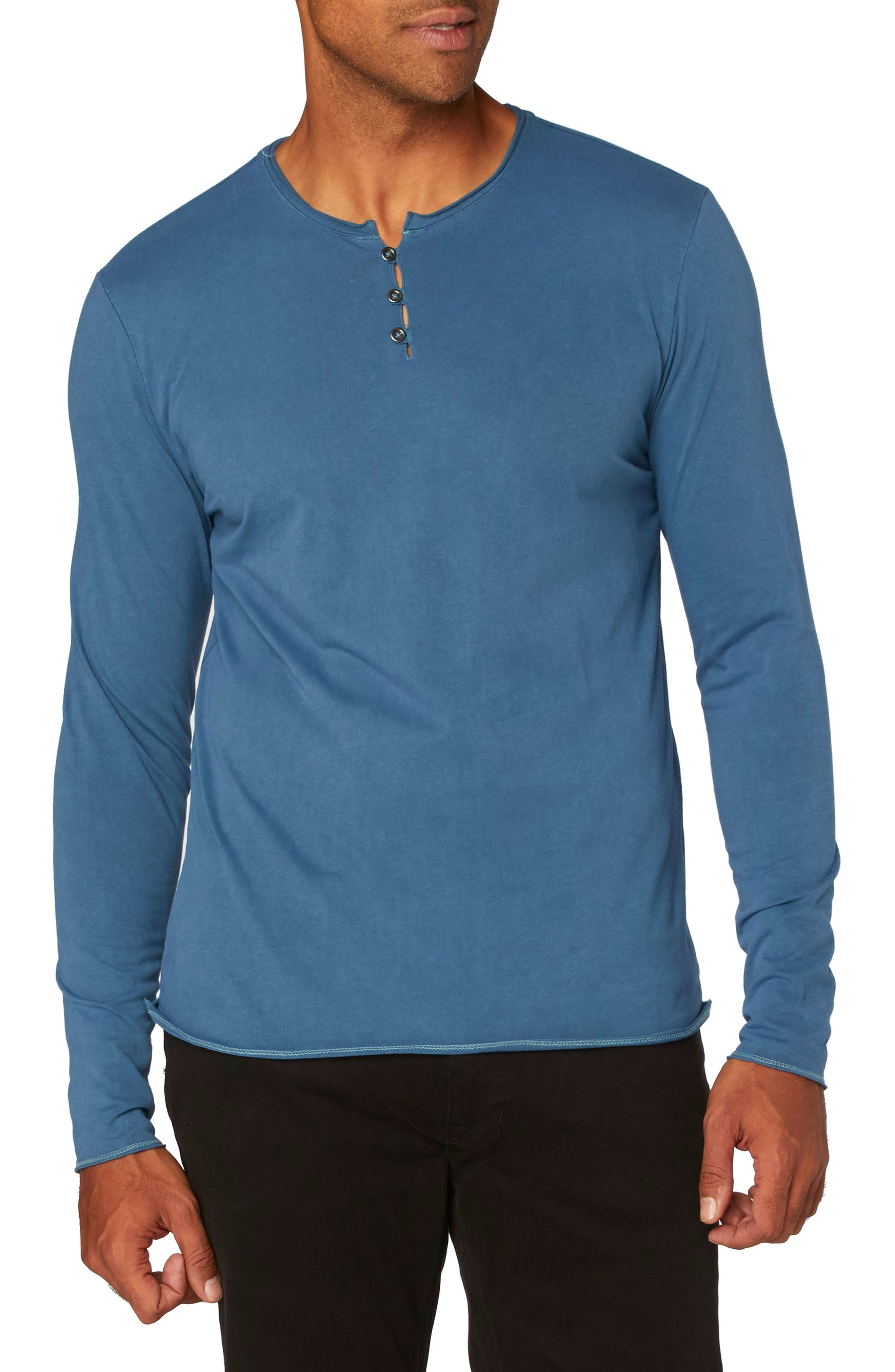 Threads for Thought Standard Henley