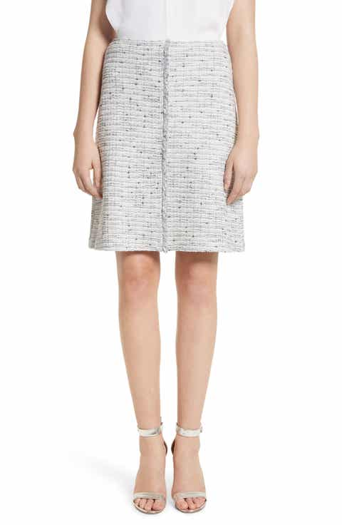 St. John Collection Tweed Skirt Reviews