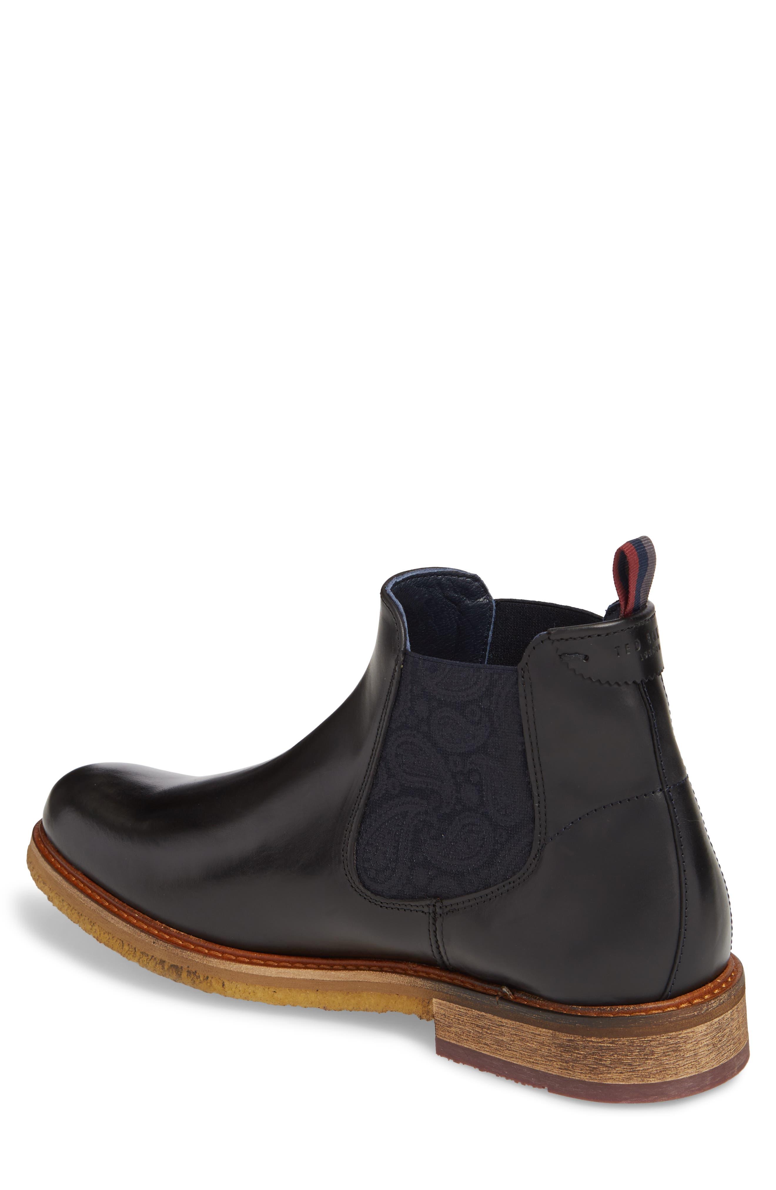 Alternate Image 2  - Ted Baker London Bronzo Chelsea Boot (Men)