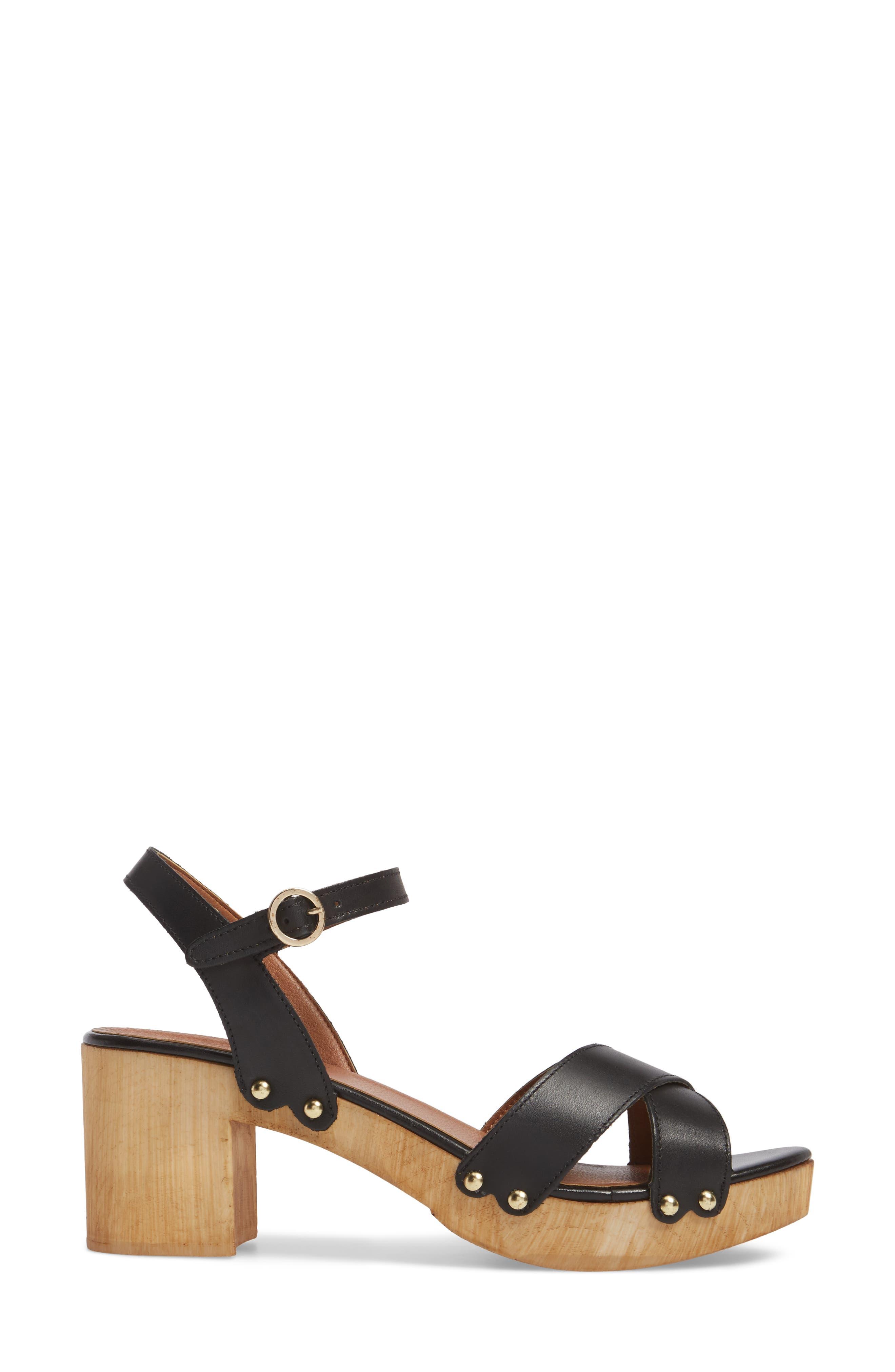 Alternate Image 3  - Topshop Valerie Platform Sandal (Women)