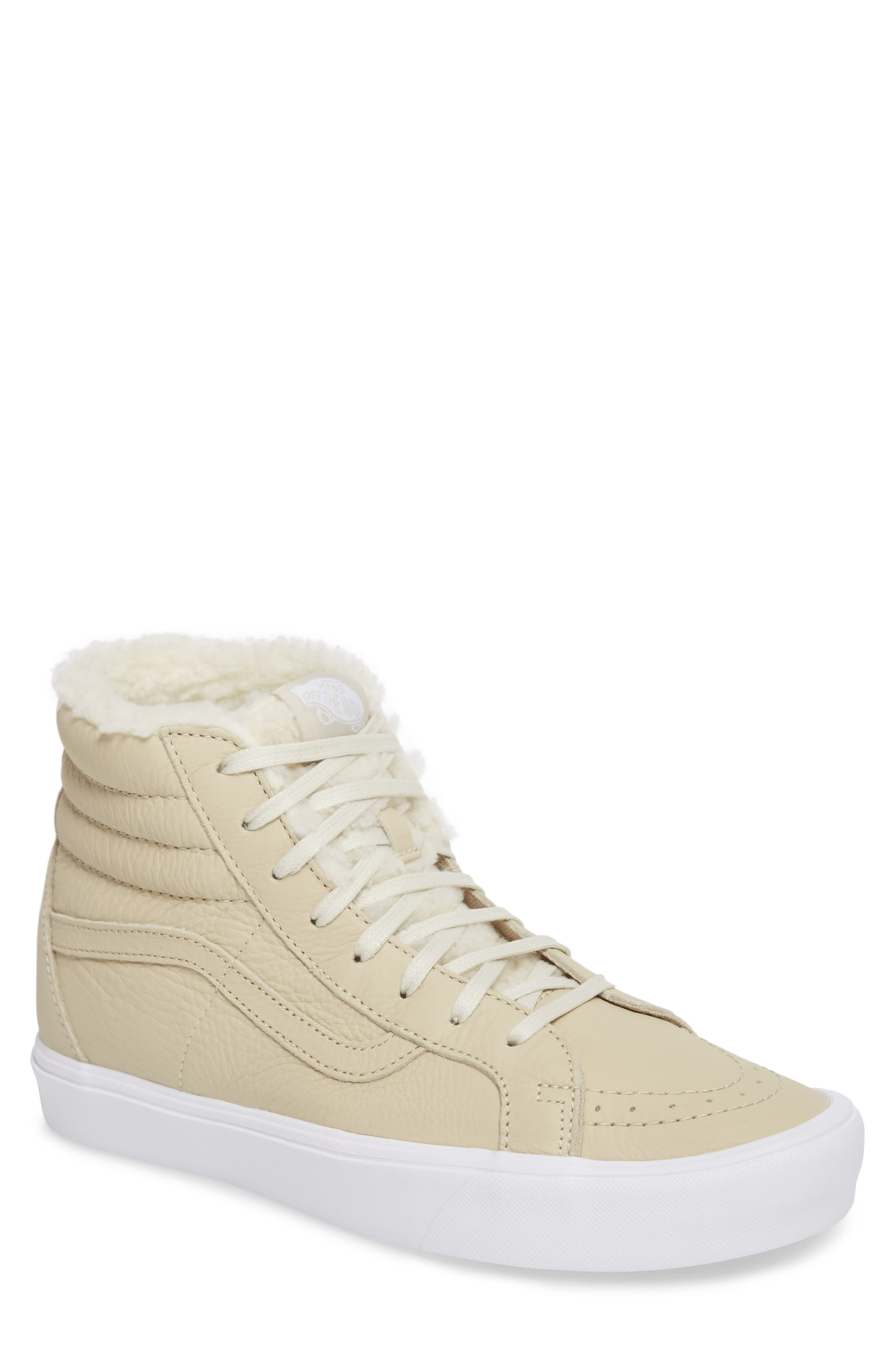 Vans SK8-Hi Reissue DX Lite Sneaker with Faux-Fur Lining (Men)