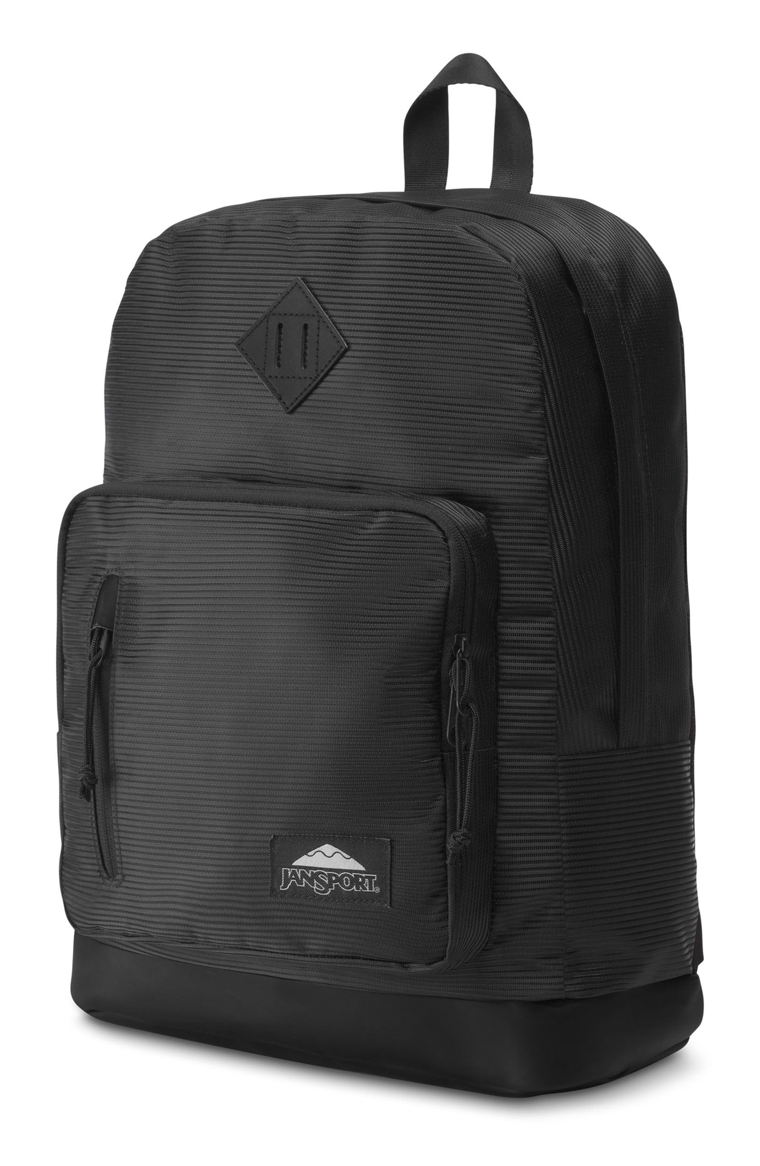 Axiom Backpack,                             Alternate thumbnail 5, color,                             Black Line