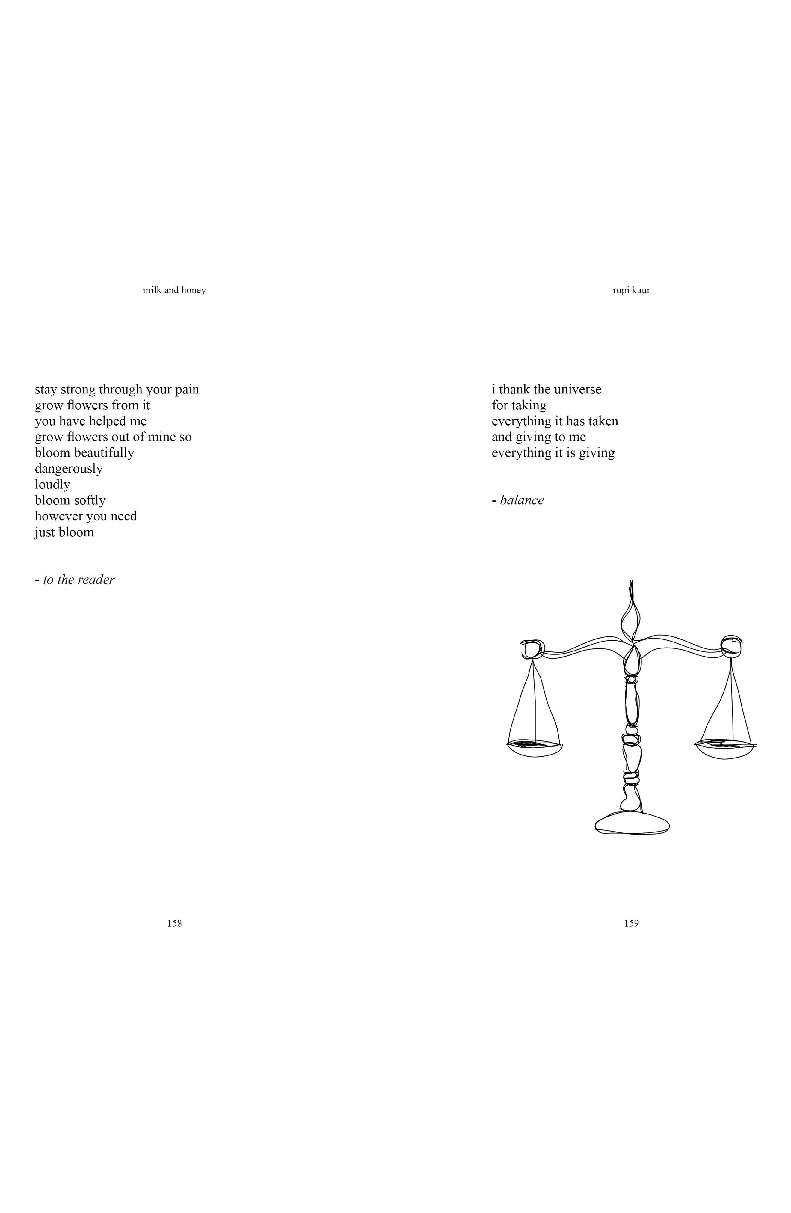 Milk and Honey Book,                             Alternate thumbnail 2, color,                             Multi