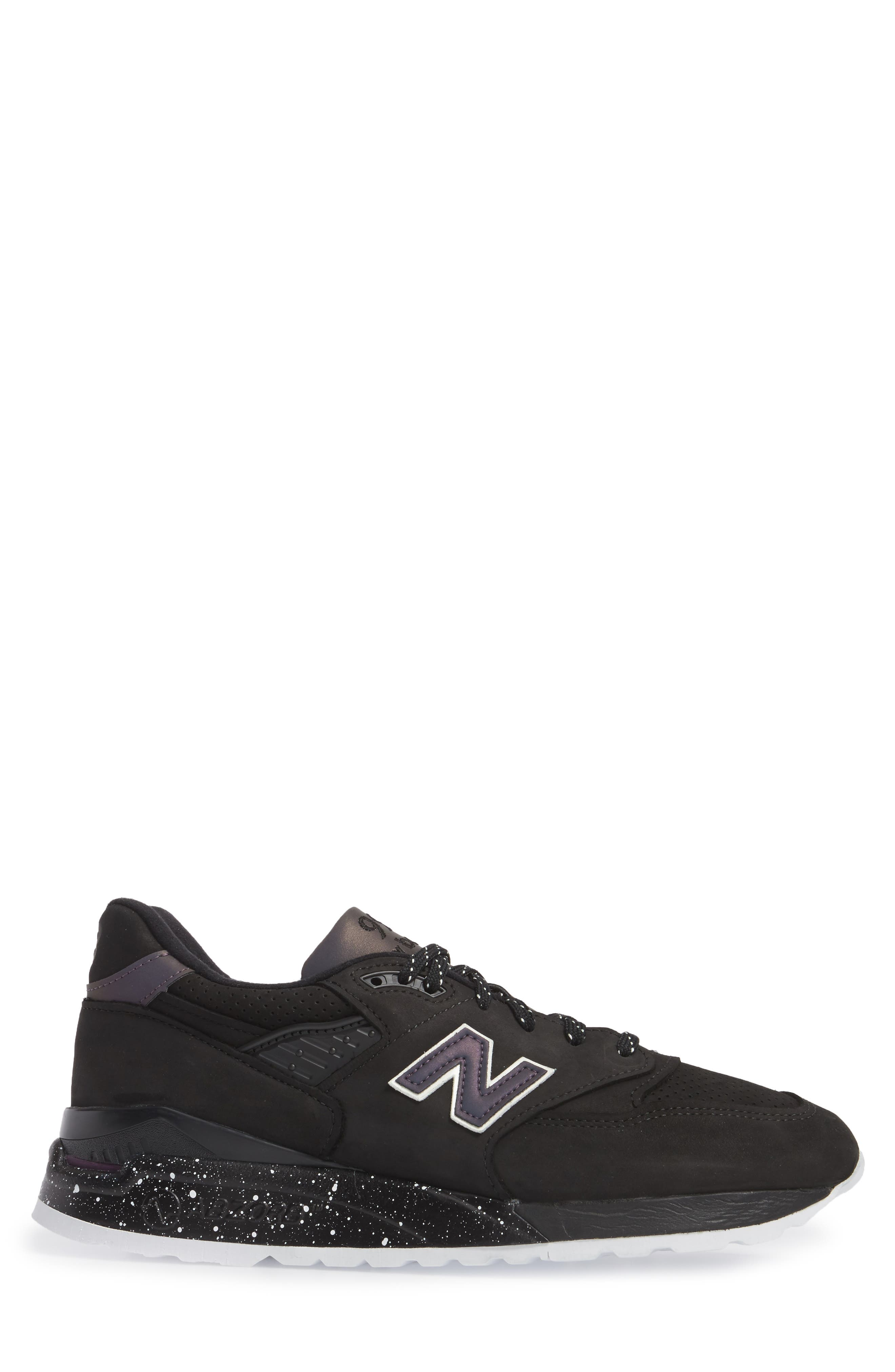 Alternate Image 3  - New Balance 998 Sneaker (Men)