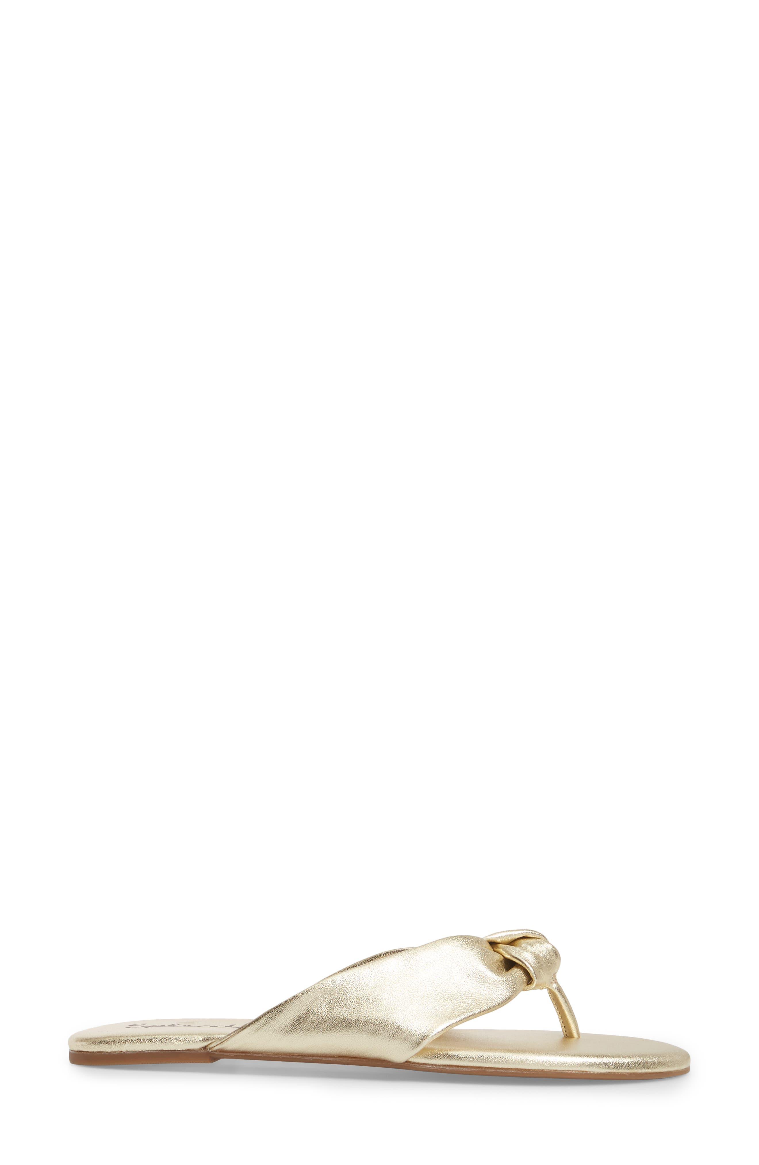 Alternate Image 3  - Splendid Bridgette Knotted Flip Flop (Women)
