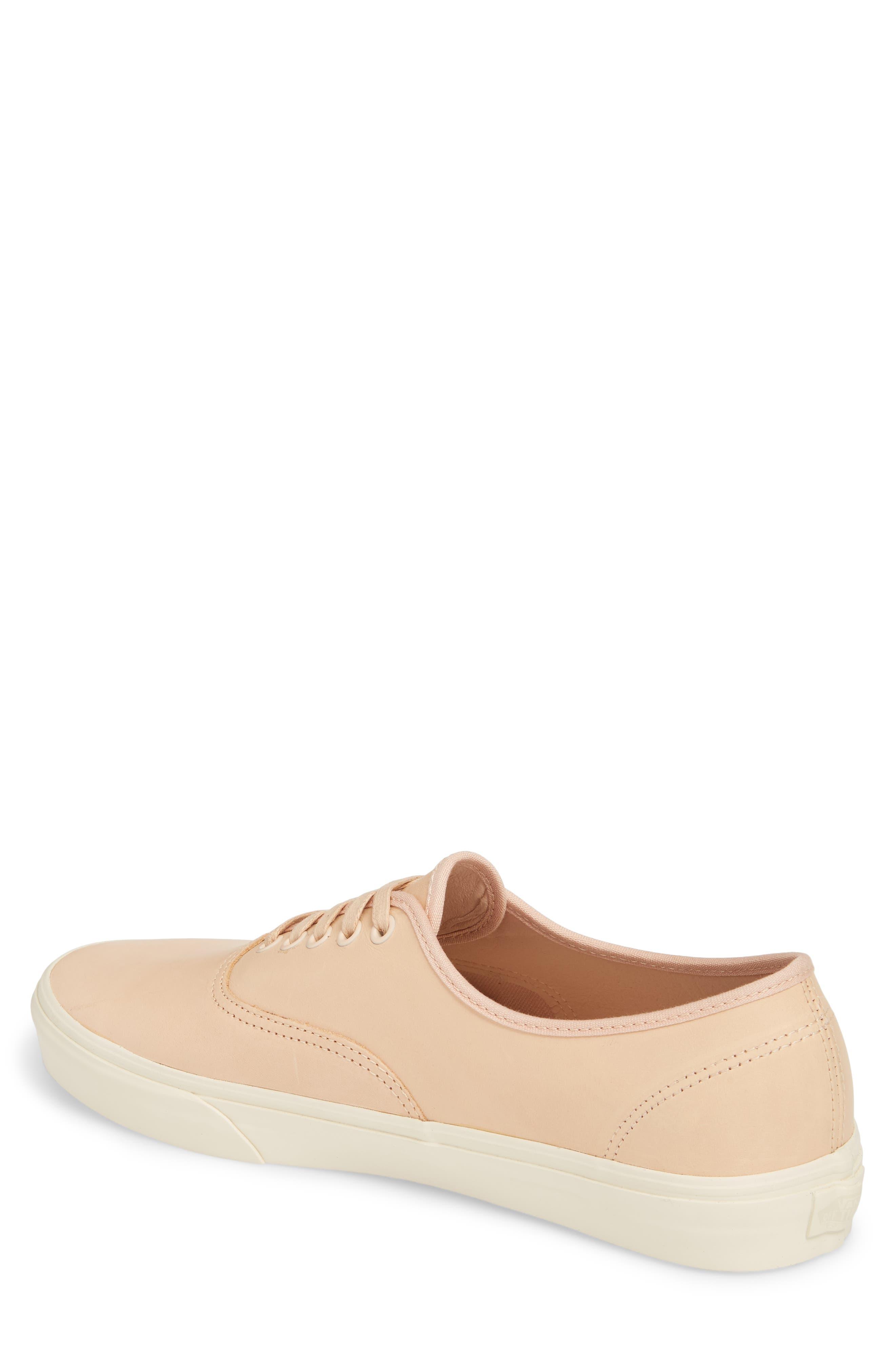 Authentic DX Sneaker,                             Alternate thumbnail 2, color,                             Veggie Tan Leather
