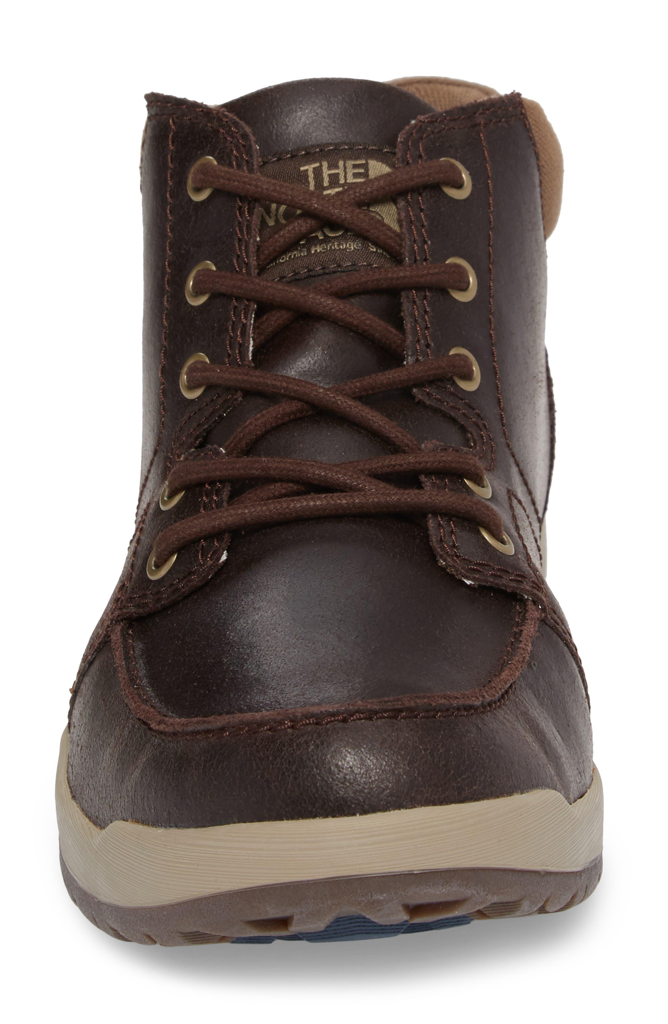 Alternate Image 4  - The North Face Ballard Evo Moc Toe Boot (Men)