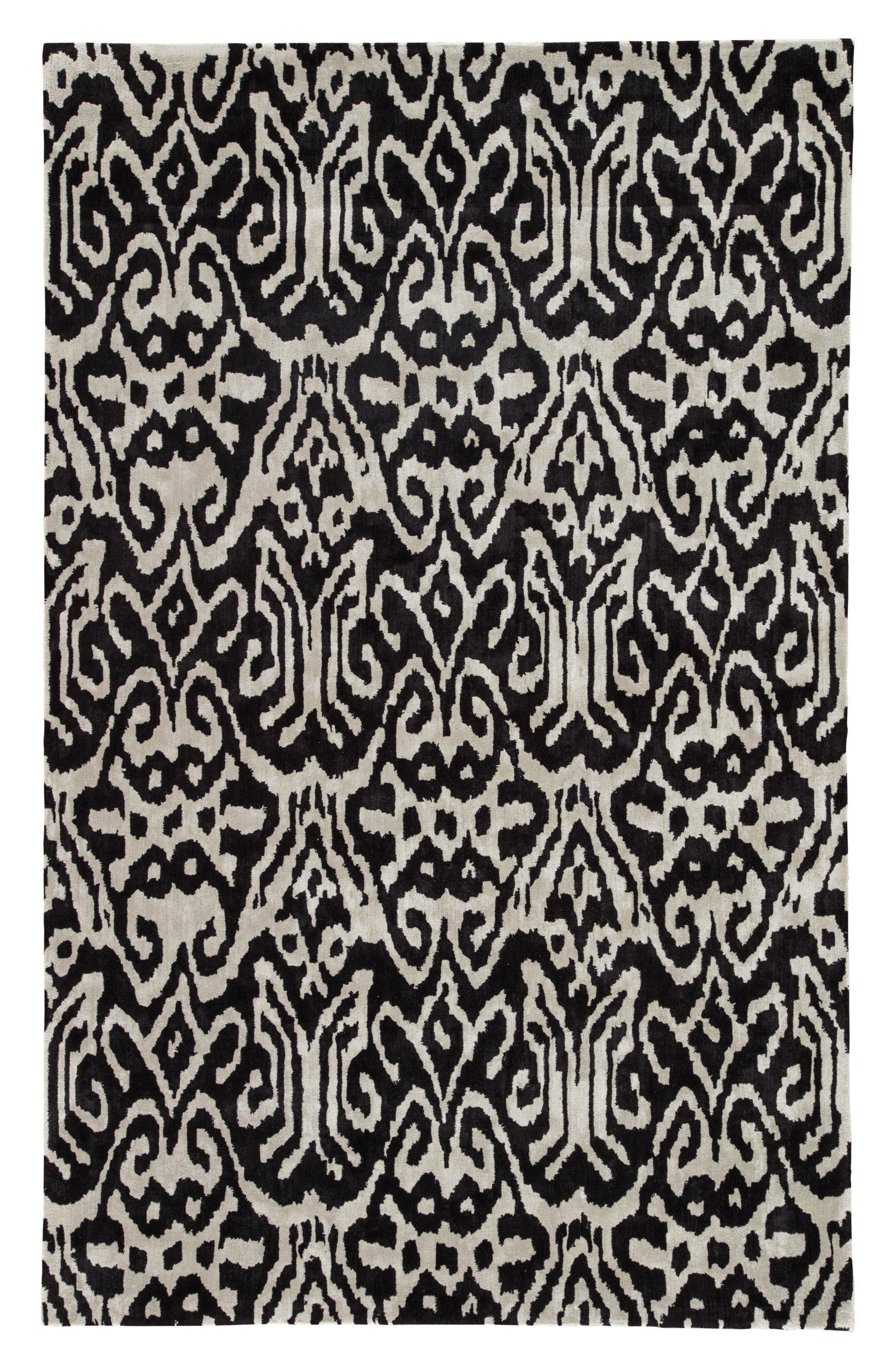 greenpoint caviar rug,                             Main thumbnail 1, color,                             Caviar