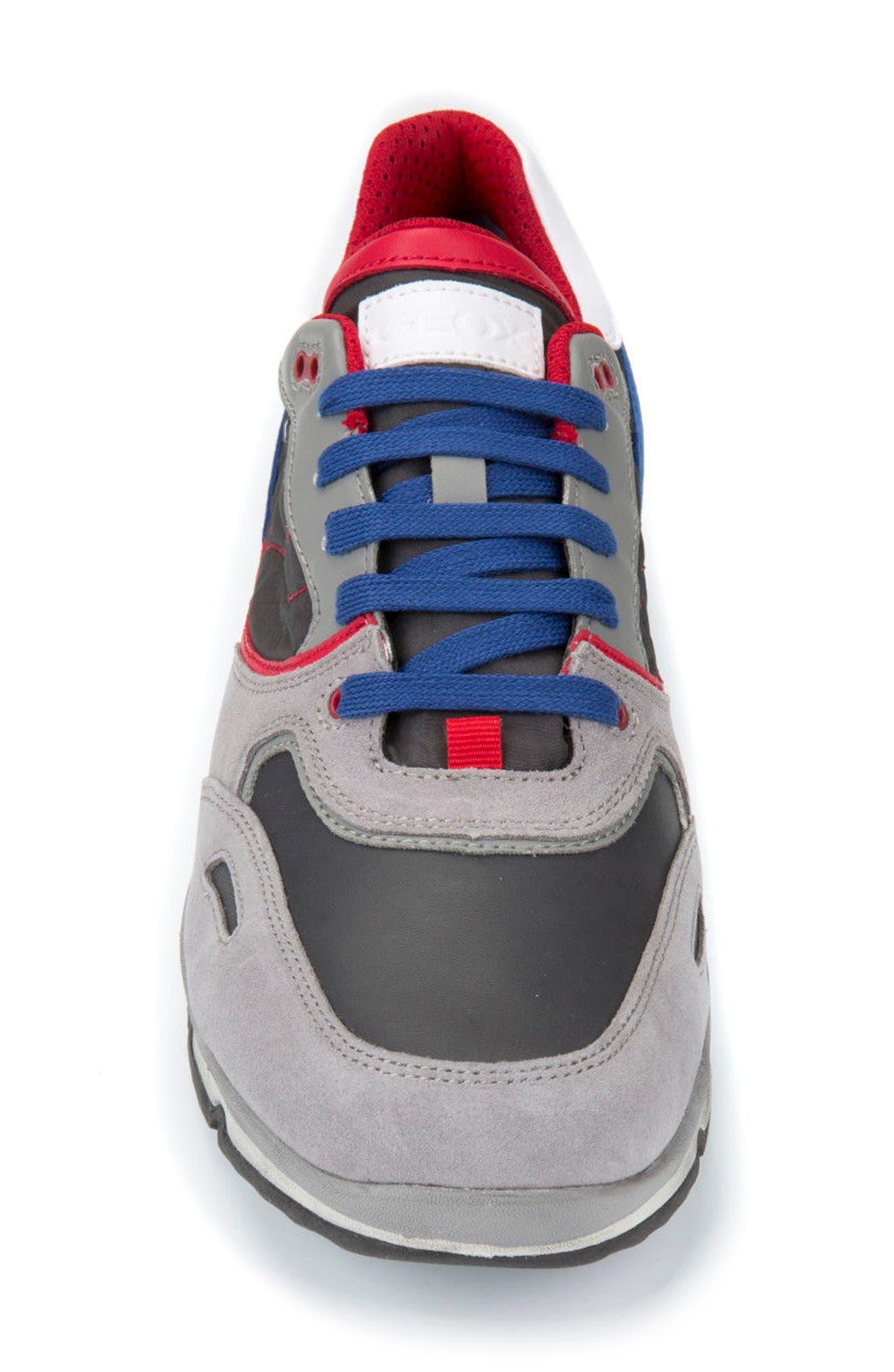 Alternate Image 4  - Geox Sandro ABX Ambphibiox Waterproof Sneaker (Men)