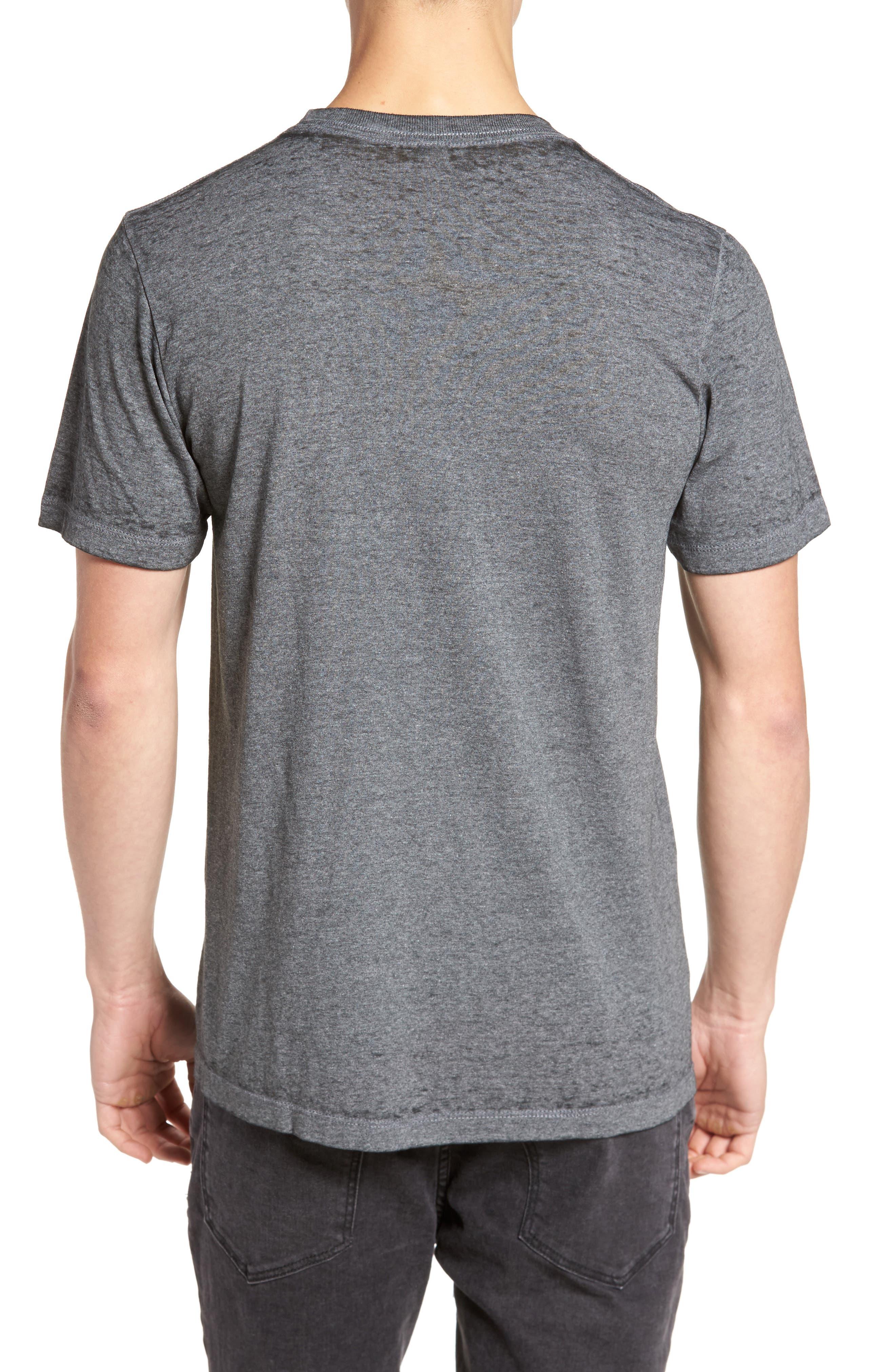Misfits Short Sleeve T-Shirt,                             Alternate thumbnail 2, color,                             Black Misfits Ouija