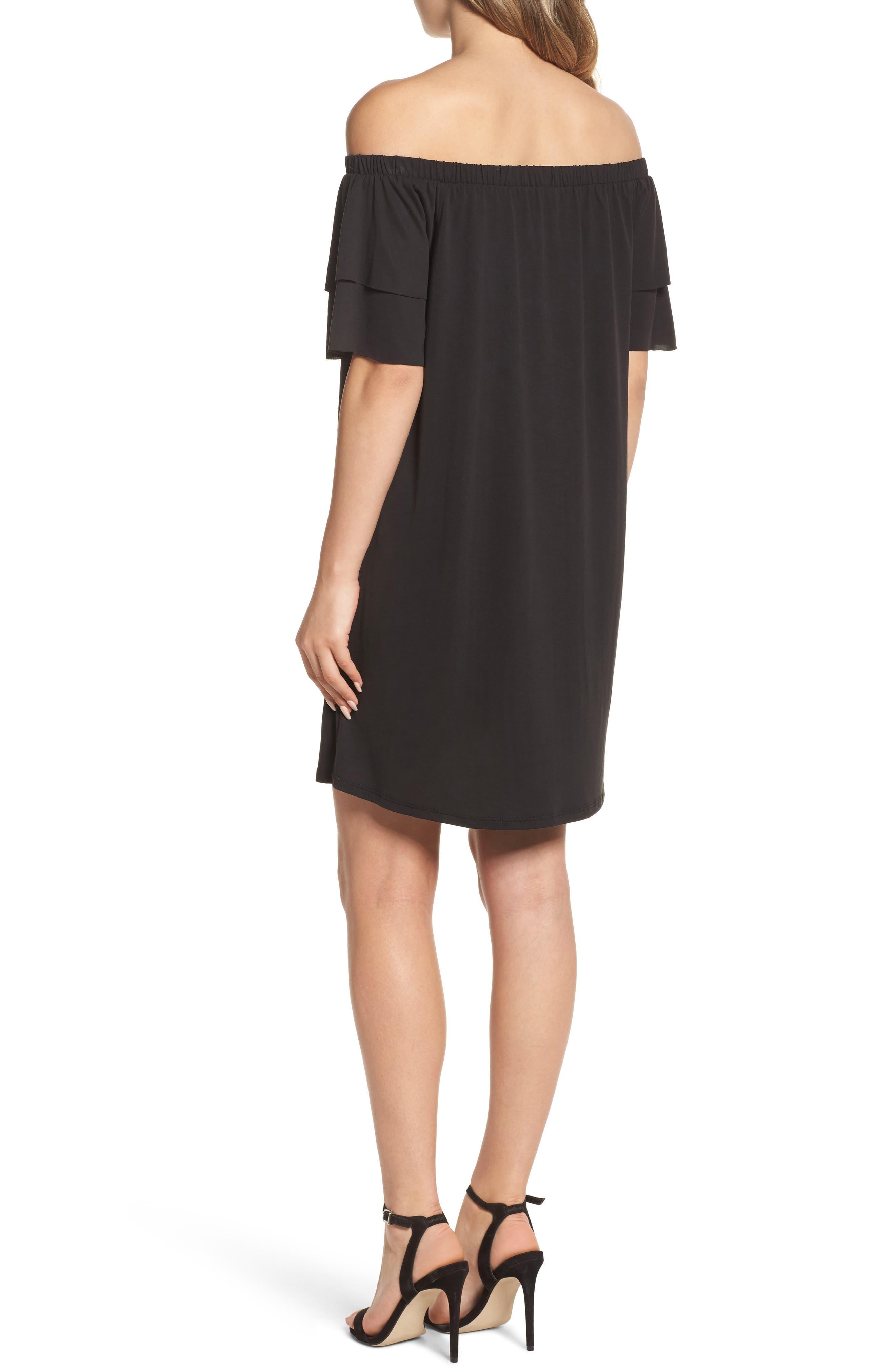 Alternate Image 3  - NSR Off the Shoulder Dress