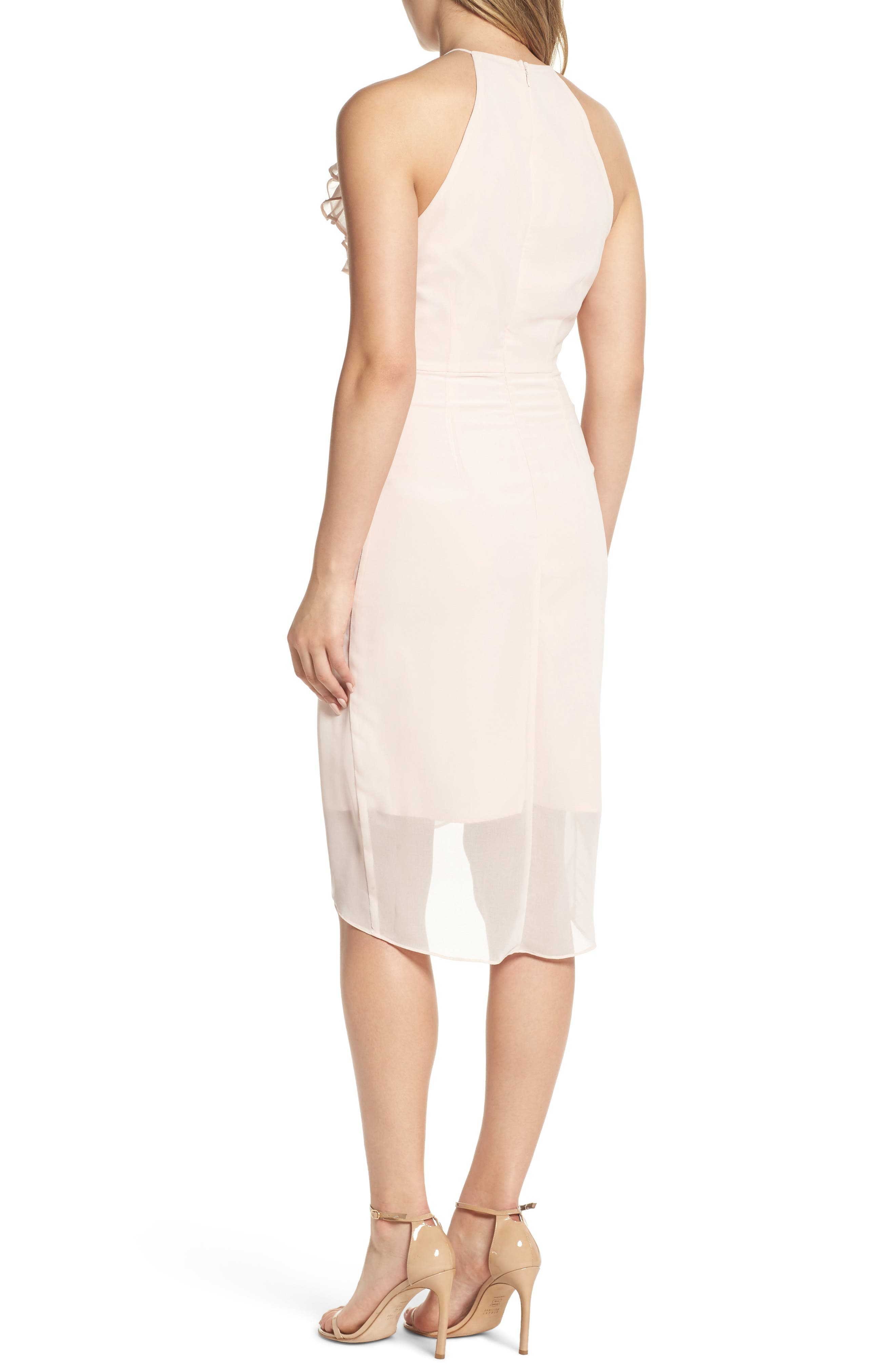 Alternate Image 2  - Cooper St Mystique Charm Midi Dress