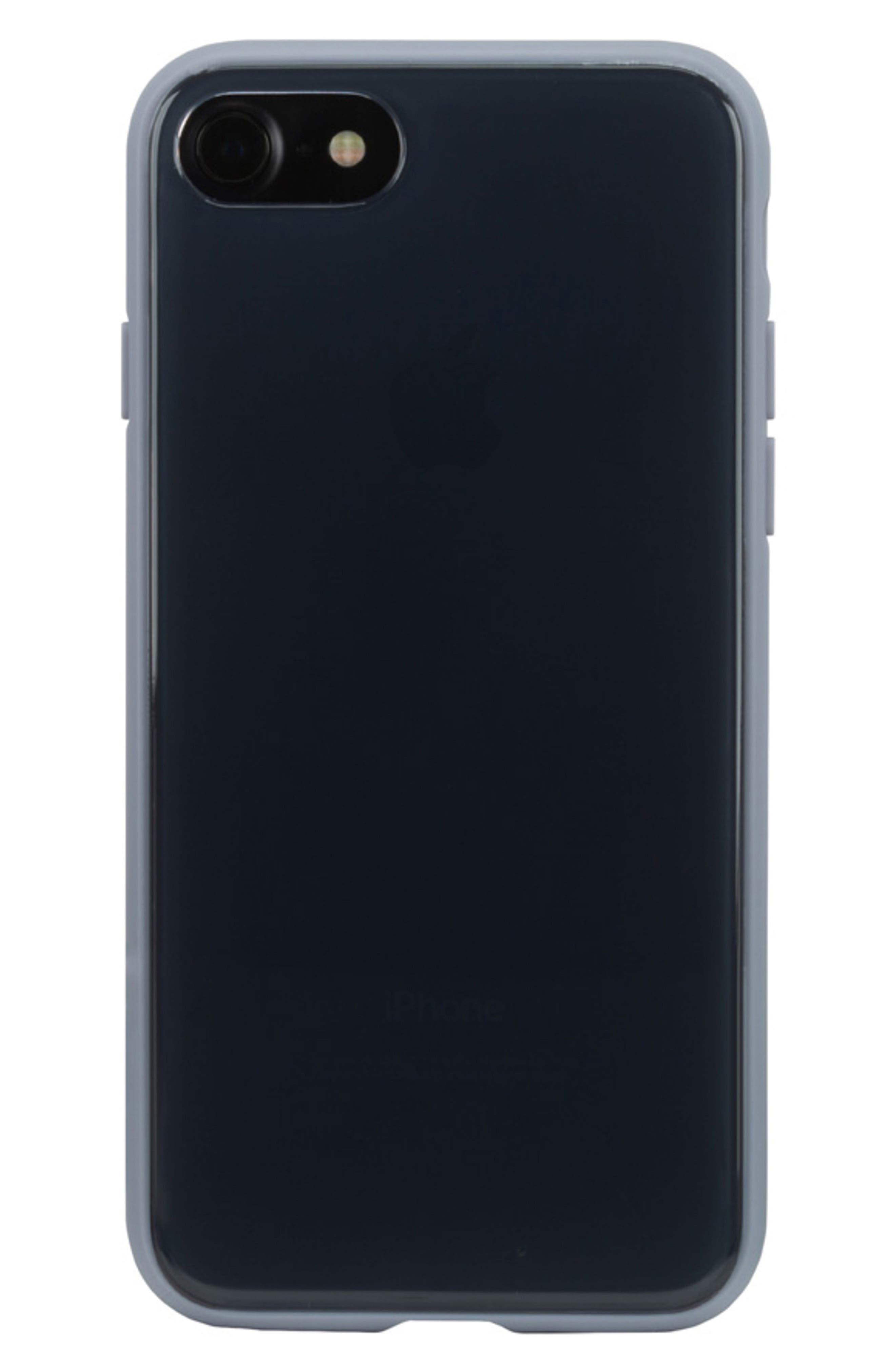 Pop Case Tint iPhone 7/8 Case,                             Main thumbnail 1, color,                             Lavender