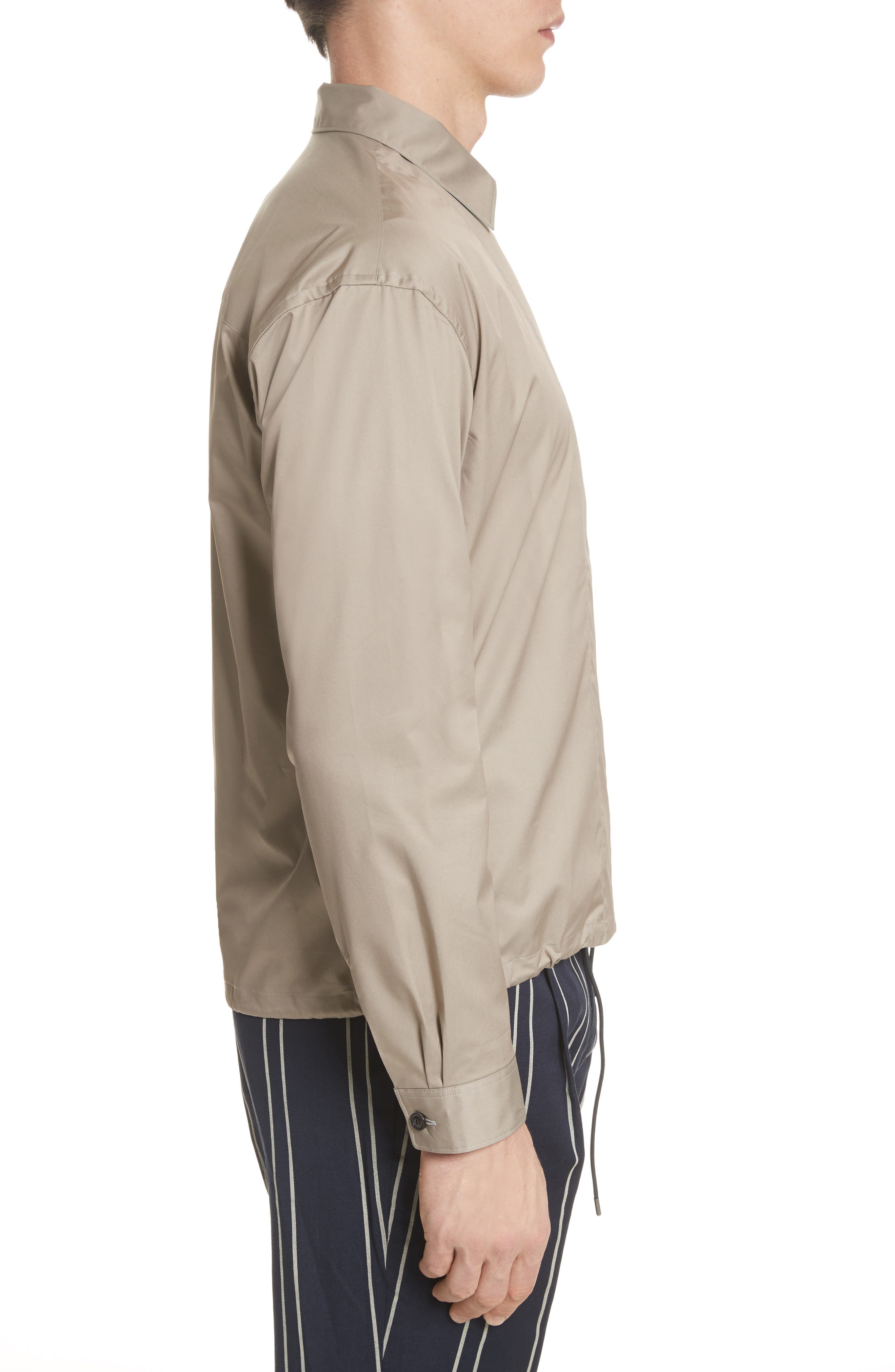 Alternate Image 3  - Tomorrowland Light Coach's Jacket