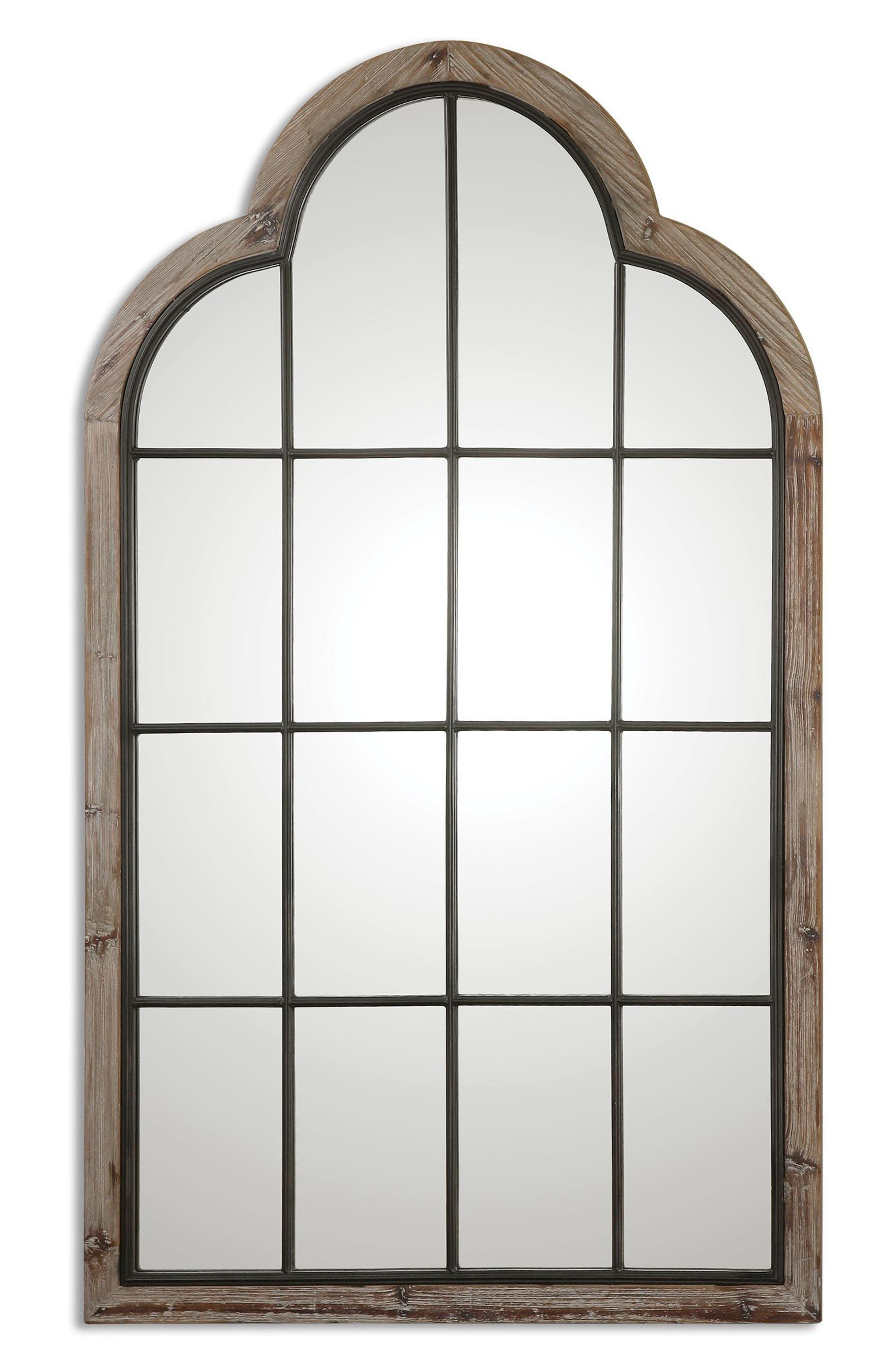 Uttermost Gavorrano Arch Mirror