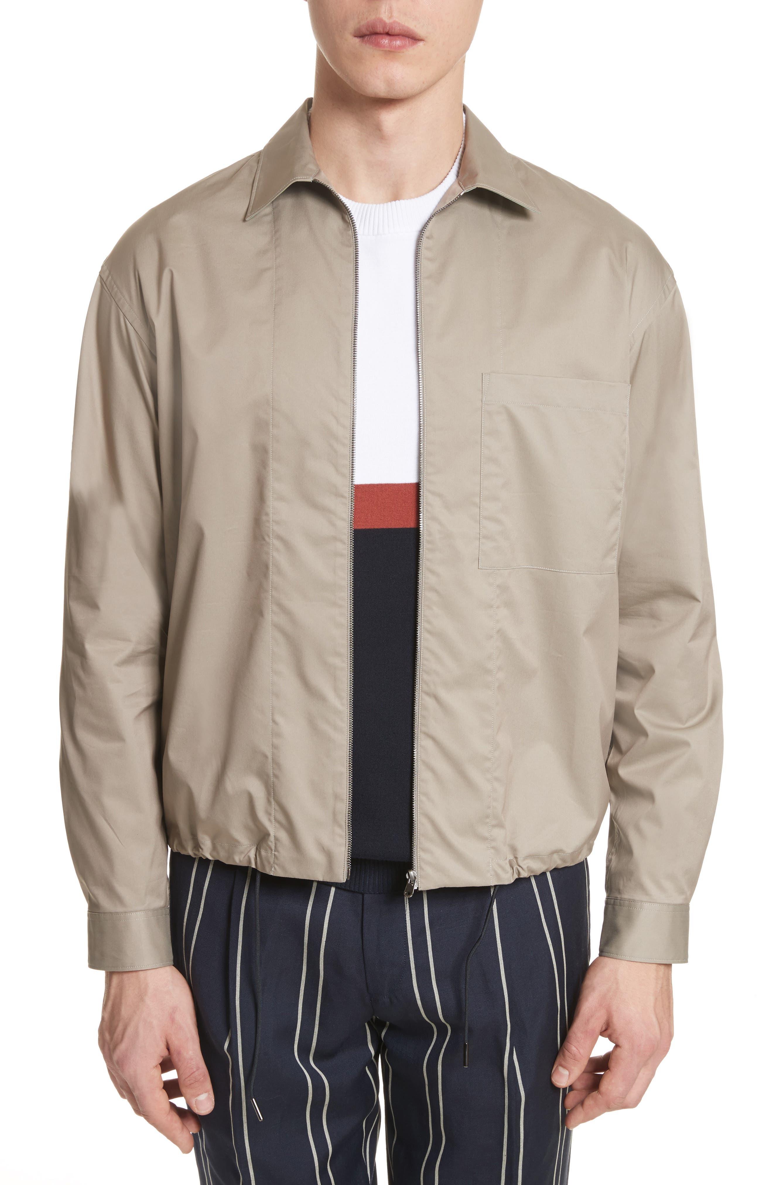 Alternate Image 1 Selected - Tomorrowland Light Coach's Jacket