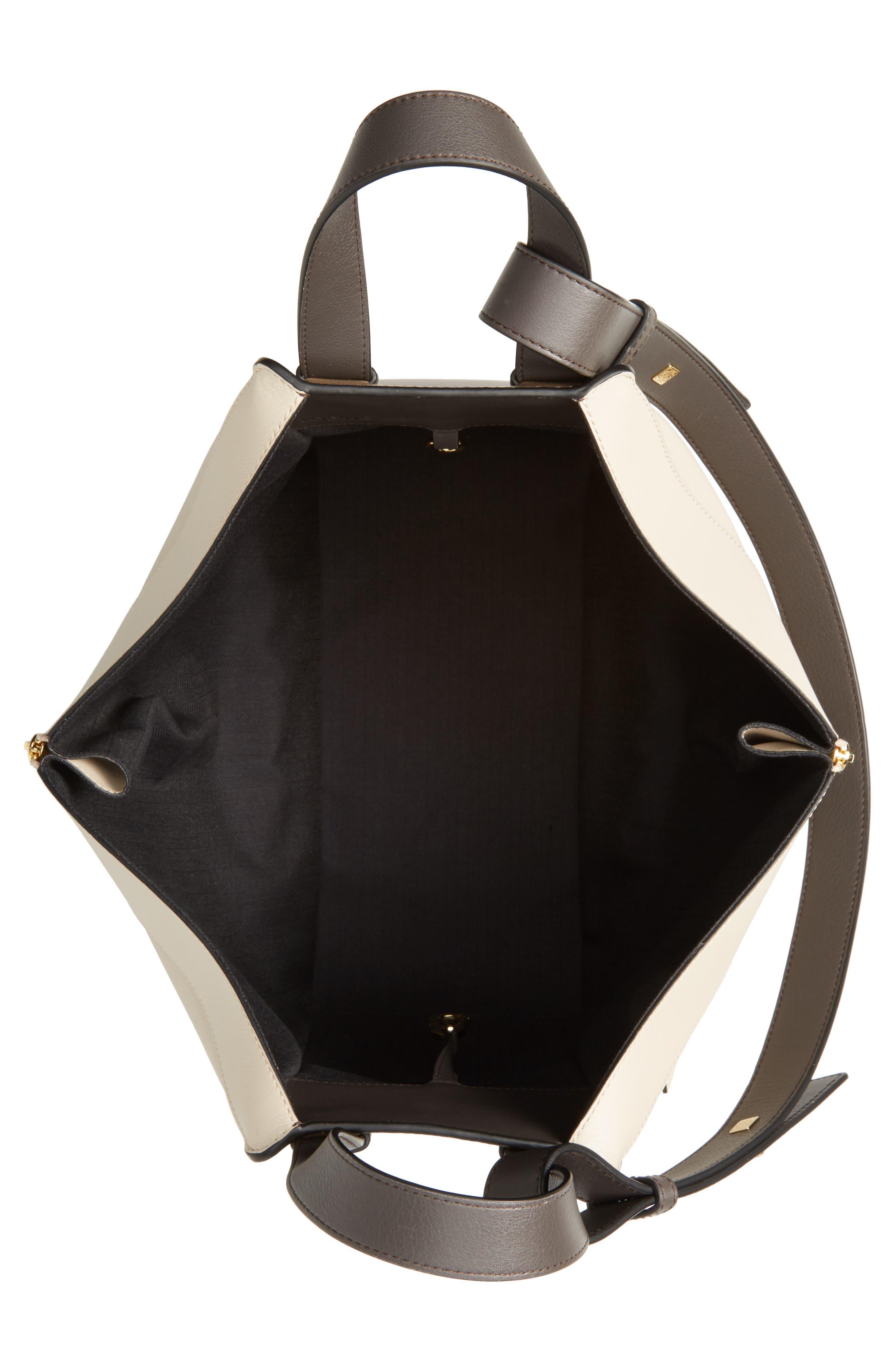 Alternate Image 4  - Loewe Medium Hammock Tricolor Leather Hobo