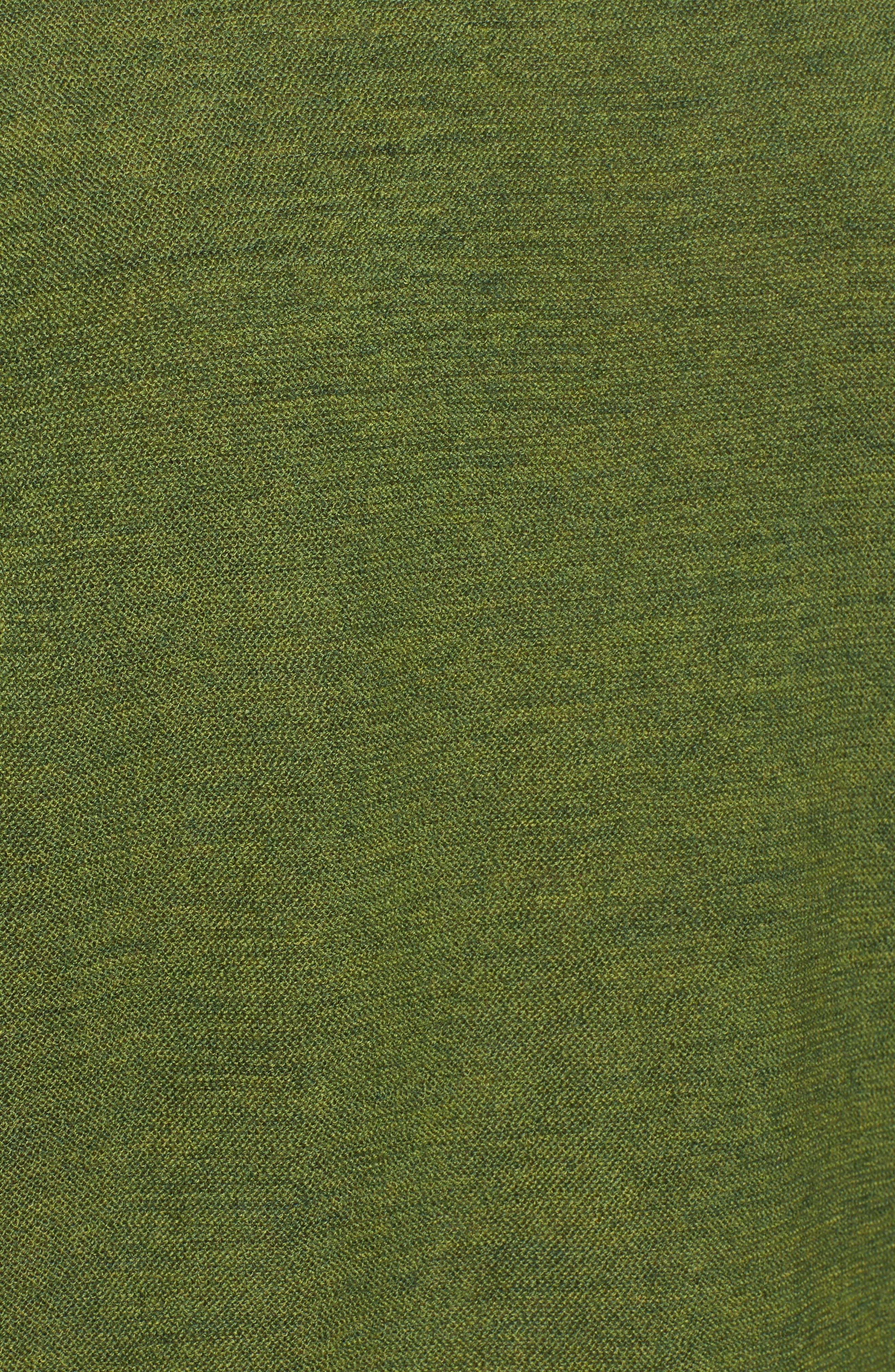 Alternate Image 5  - Eileen Fisher Mix Stitch Merino Bateau Neck Sweater (Regular & Petite)