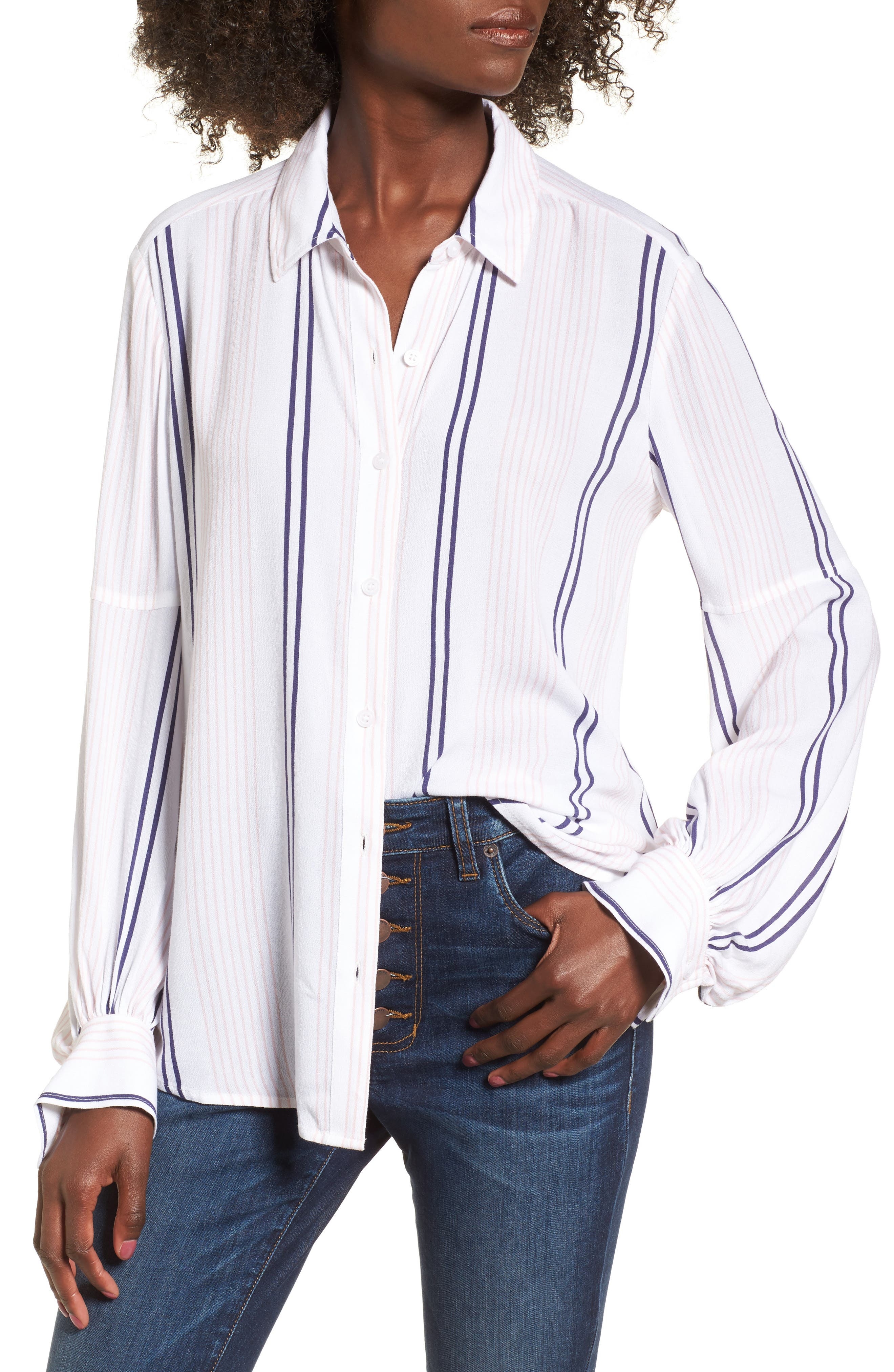 BP. Blouson Sleeve Shirt
