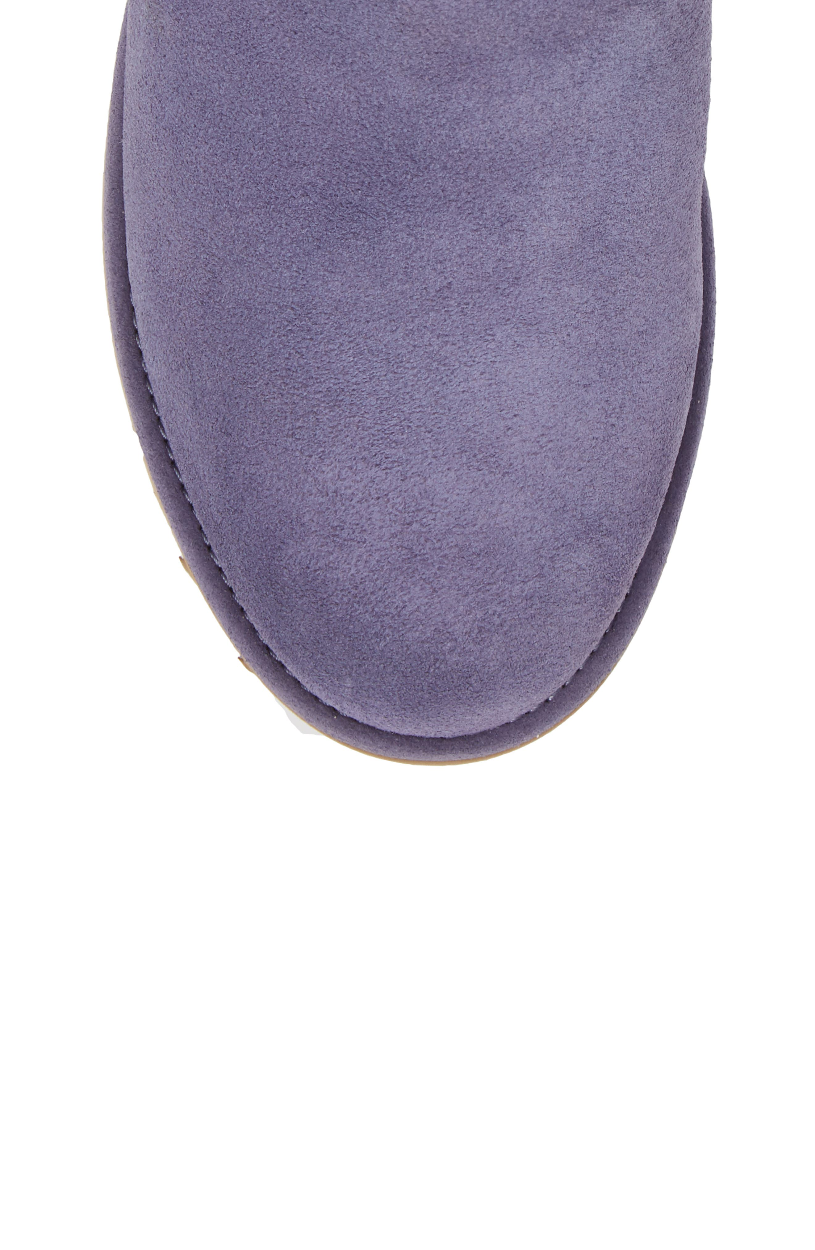 Alternate Image 5  - UGG® Kristin - Classic Slim™ Water Resistant Mini Boot (Women)