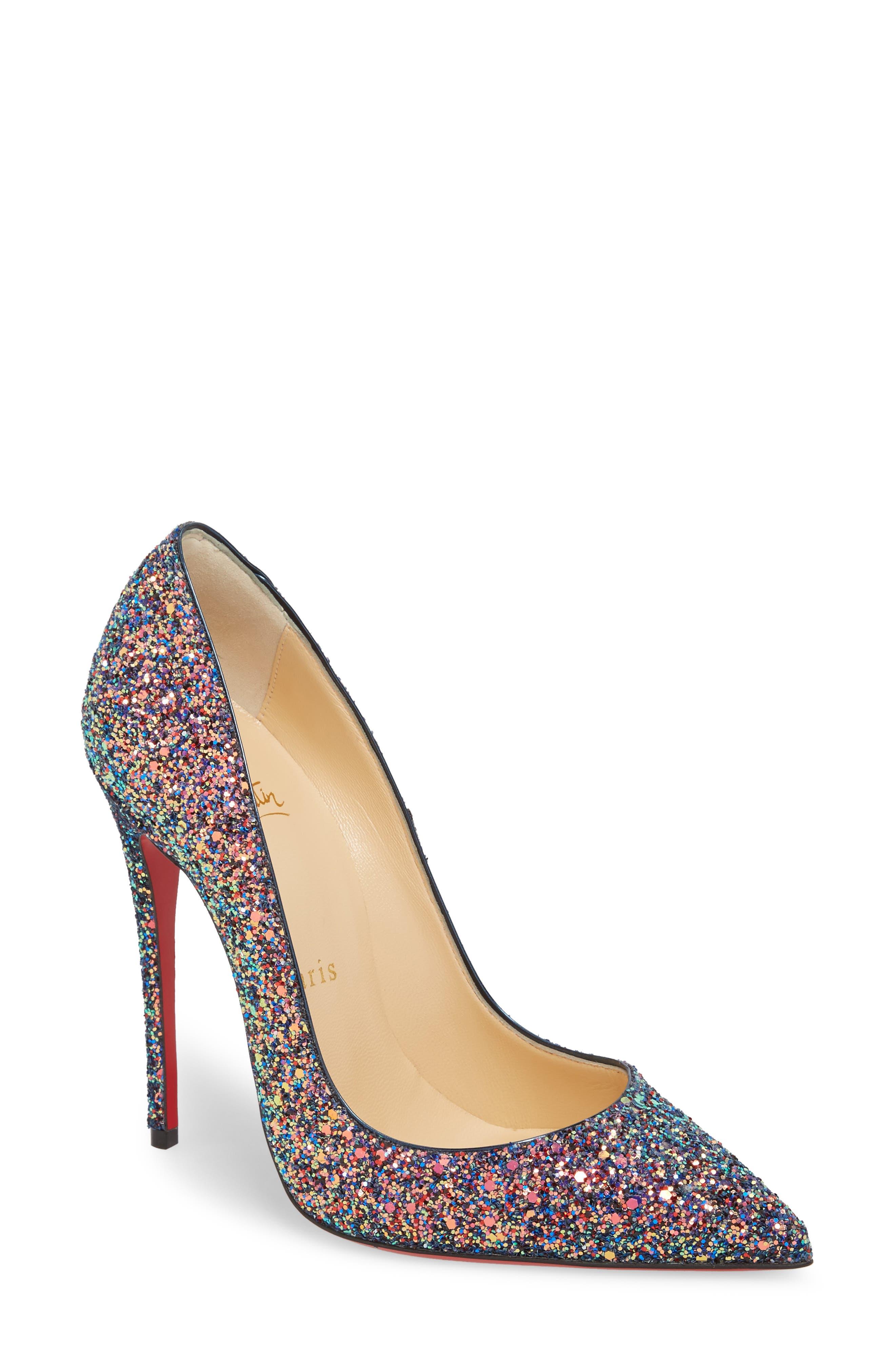 christian louboutin shoes at bloomingdales