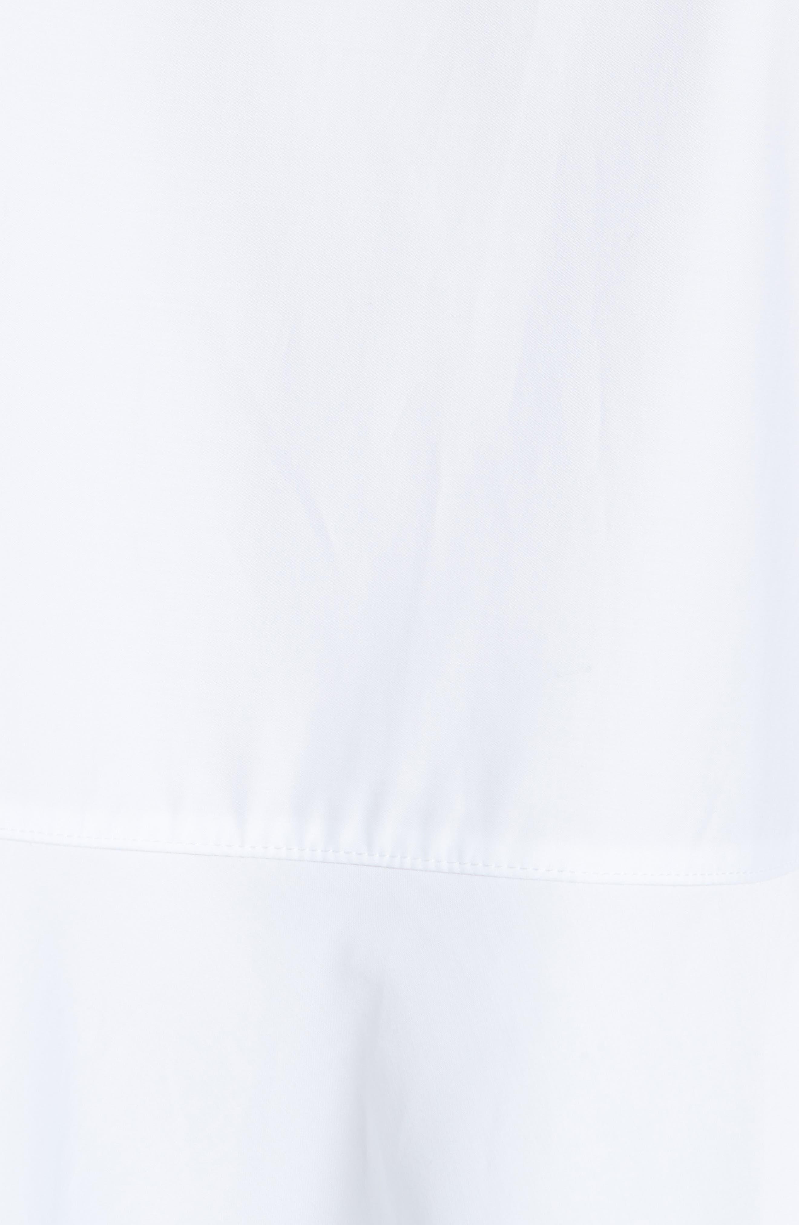 Alternate Image 5  - Co Flare Poplin Top