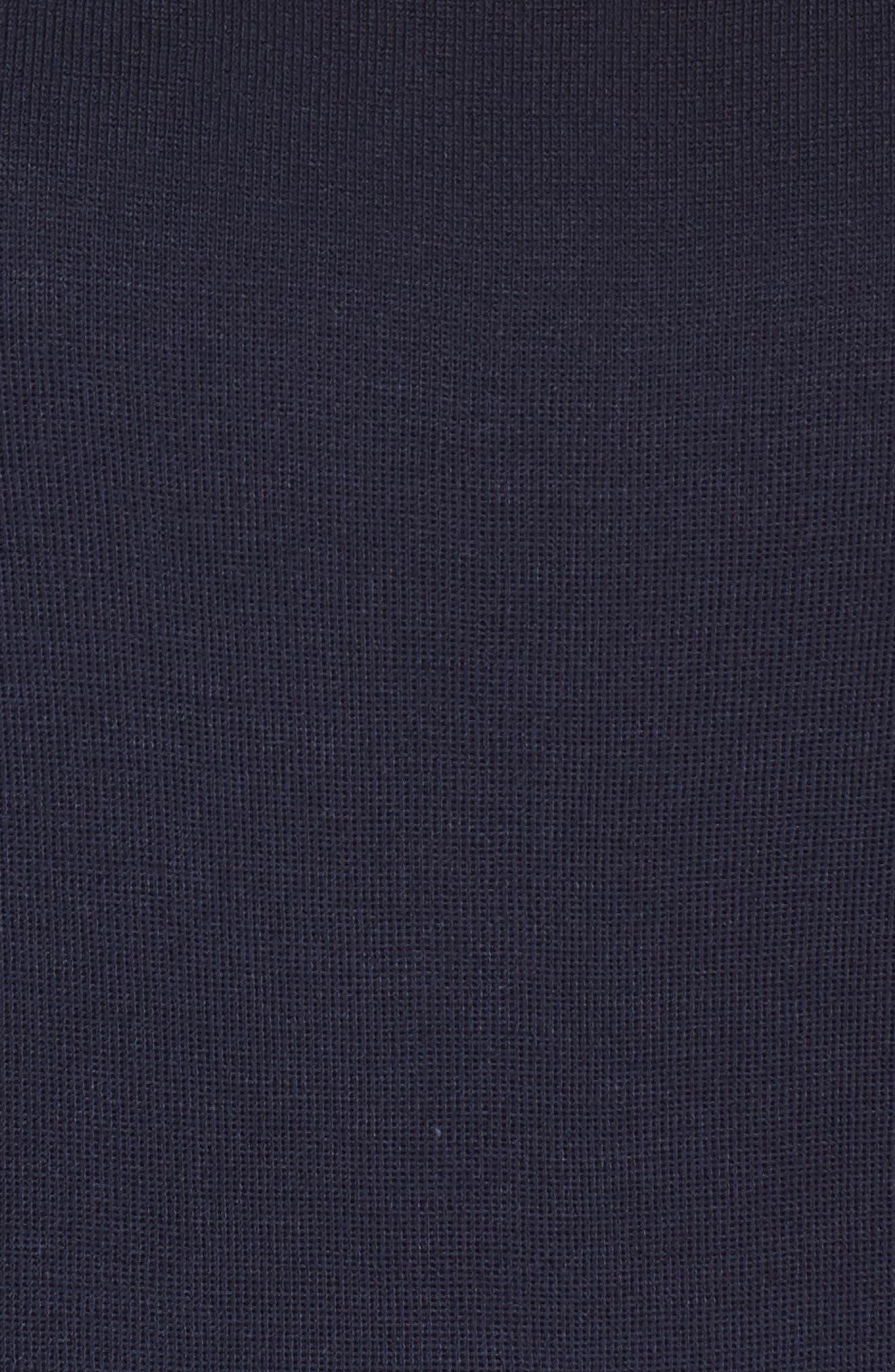 Alternate Image 5  - Ming Wang Scoop Neck Knit Tank