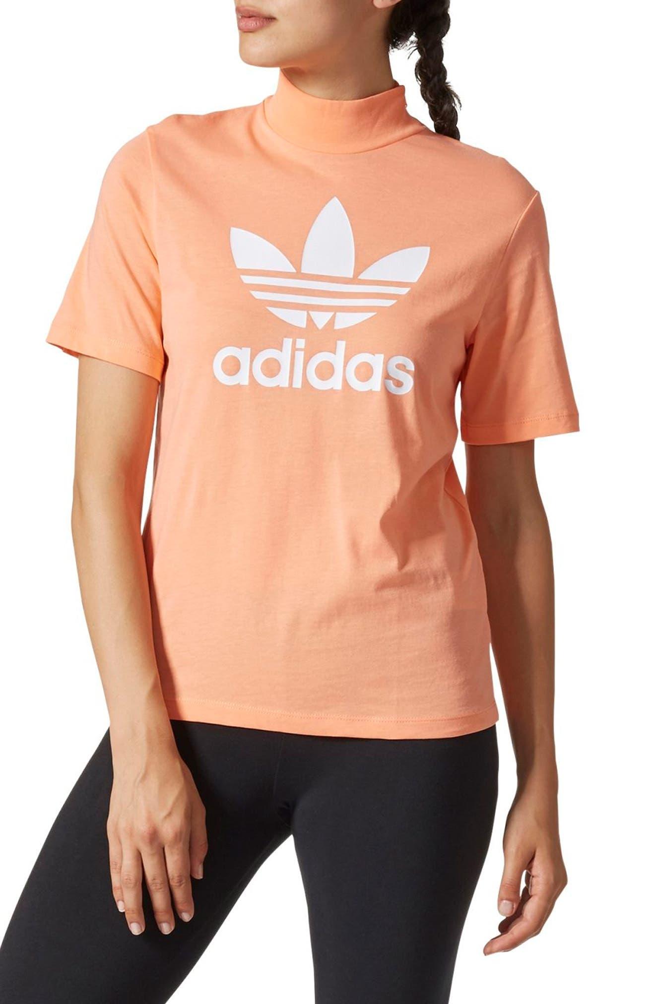 adidas Originals by Pharrell Williams HU Hiking Logo Tee