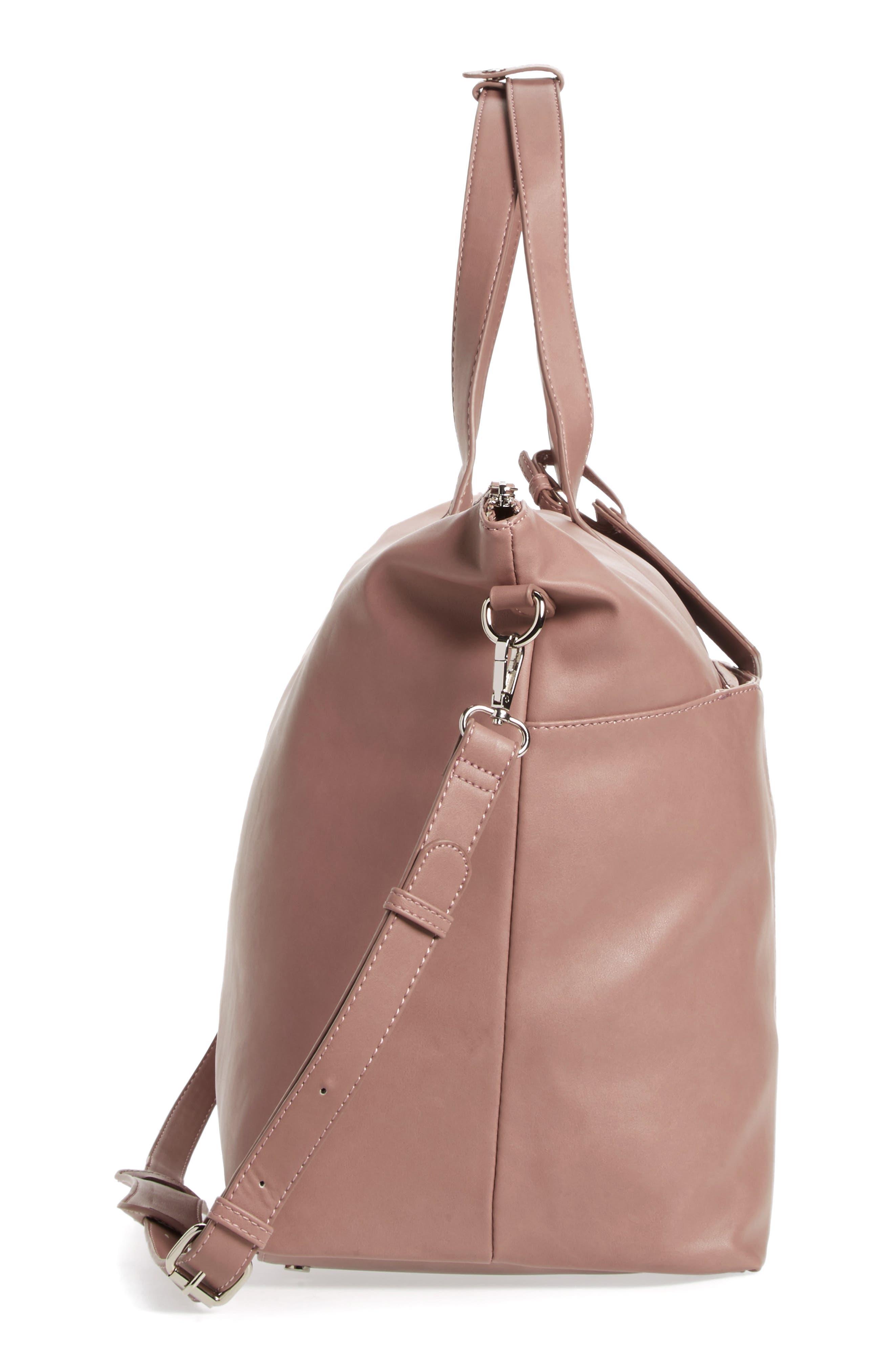 Alternate Image 5  - Sole Society Kelis Duffel Bag