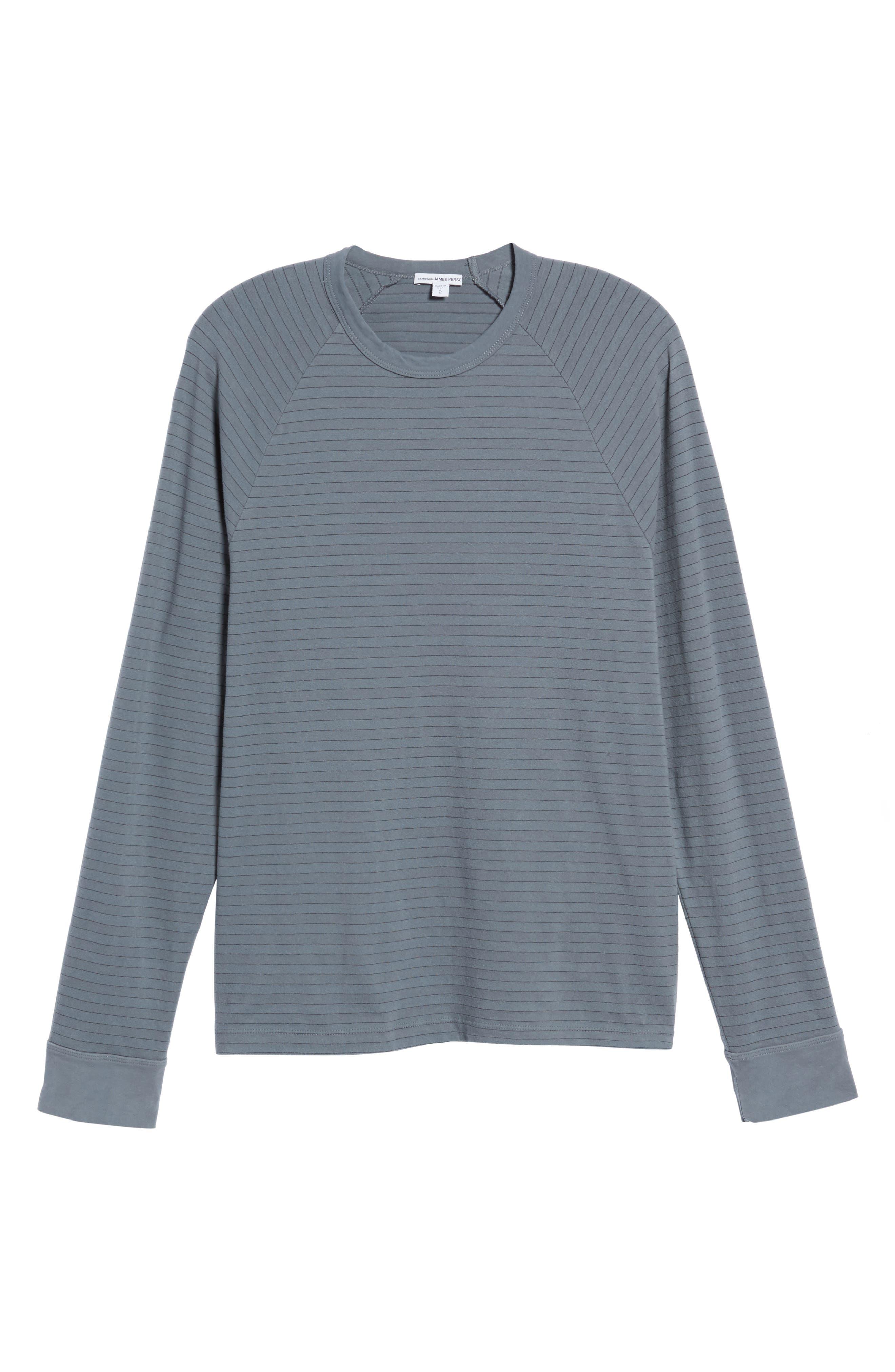 Shadow Stripe Raglan Pullover,                         Main,                         color, North